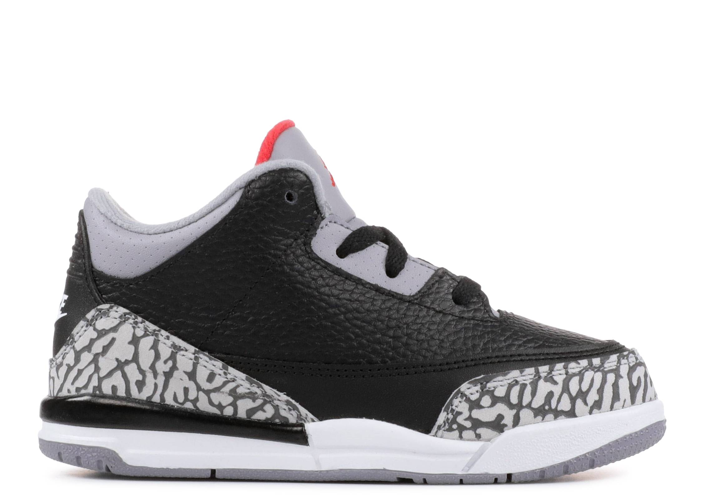 "jordan 3 retro bt ""black cement"""