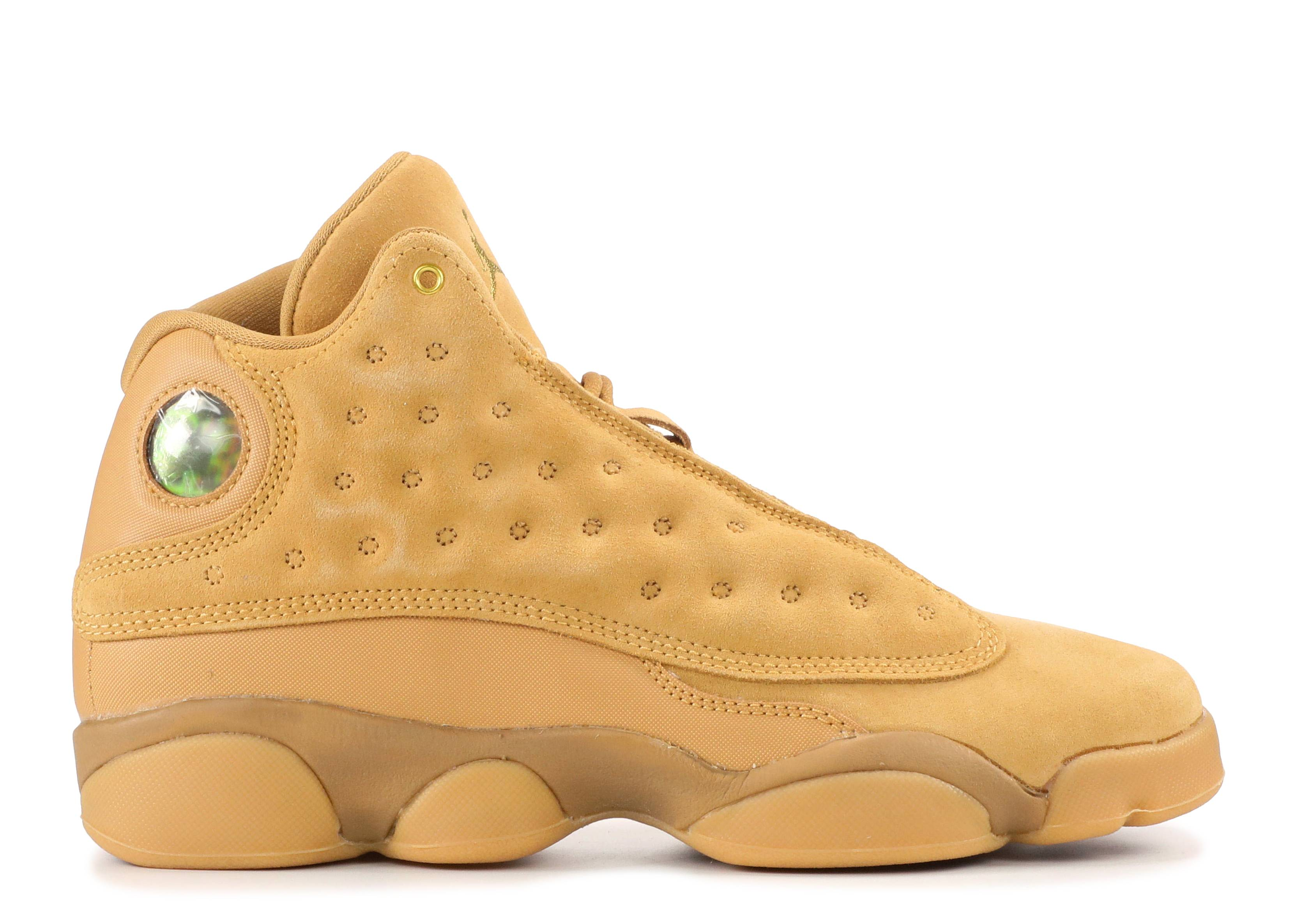 "air jordan 13 retro bg ""wheat"""