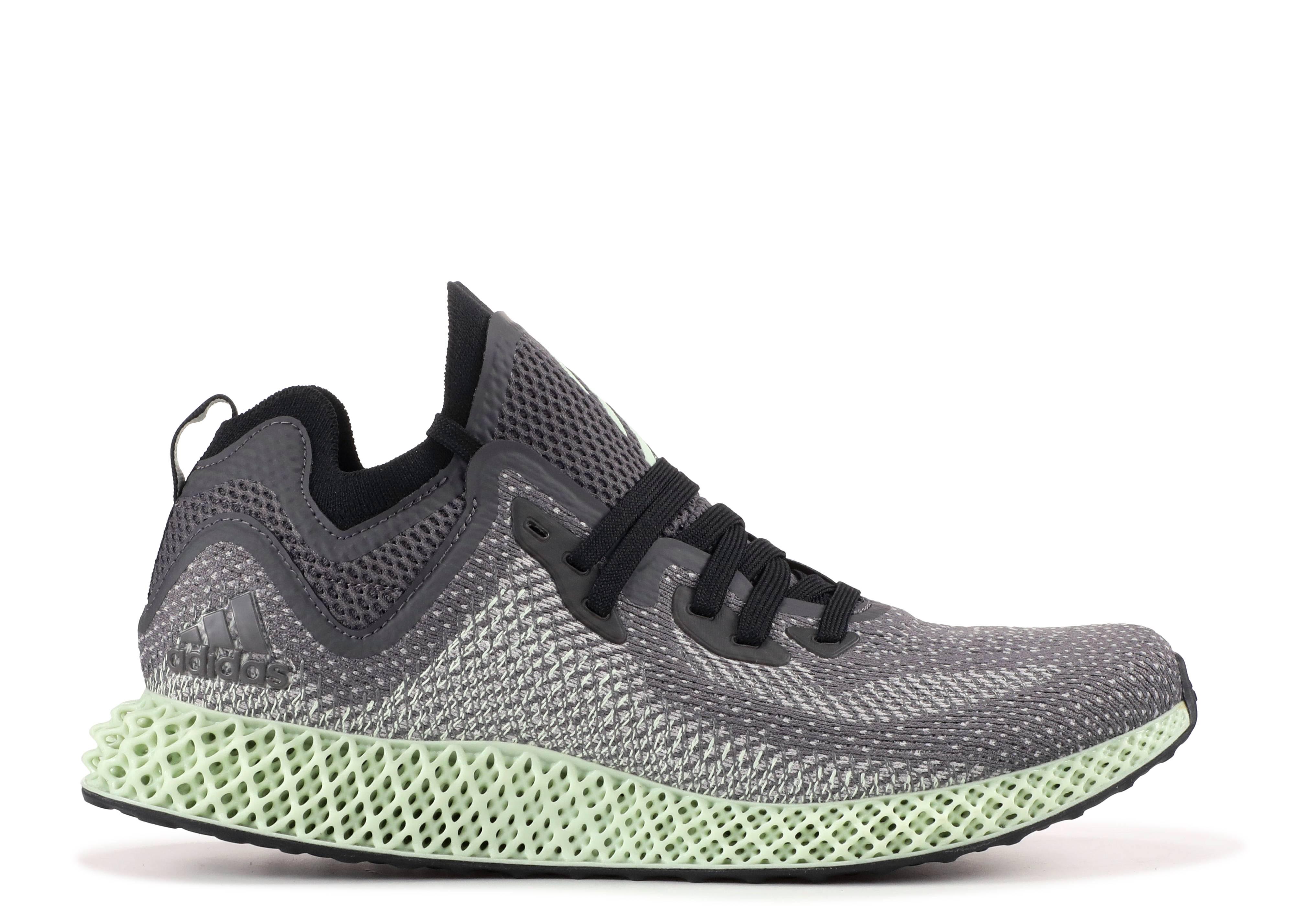 adidas AlphaEdge 4D Ash Green