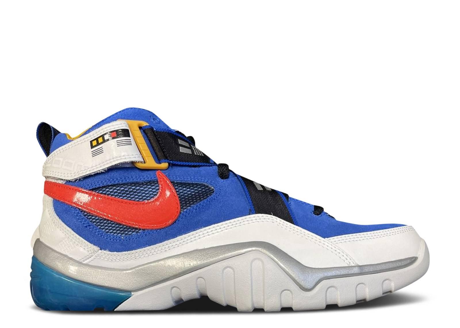 "Nike Zoom Sharkalaid Supreme ""Transformers"""