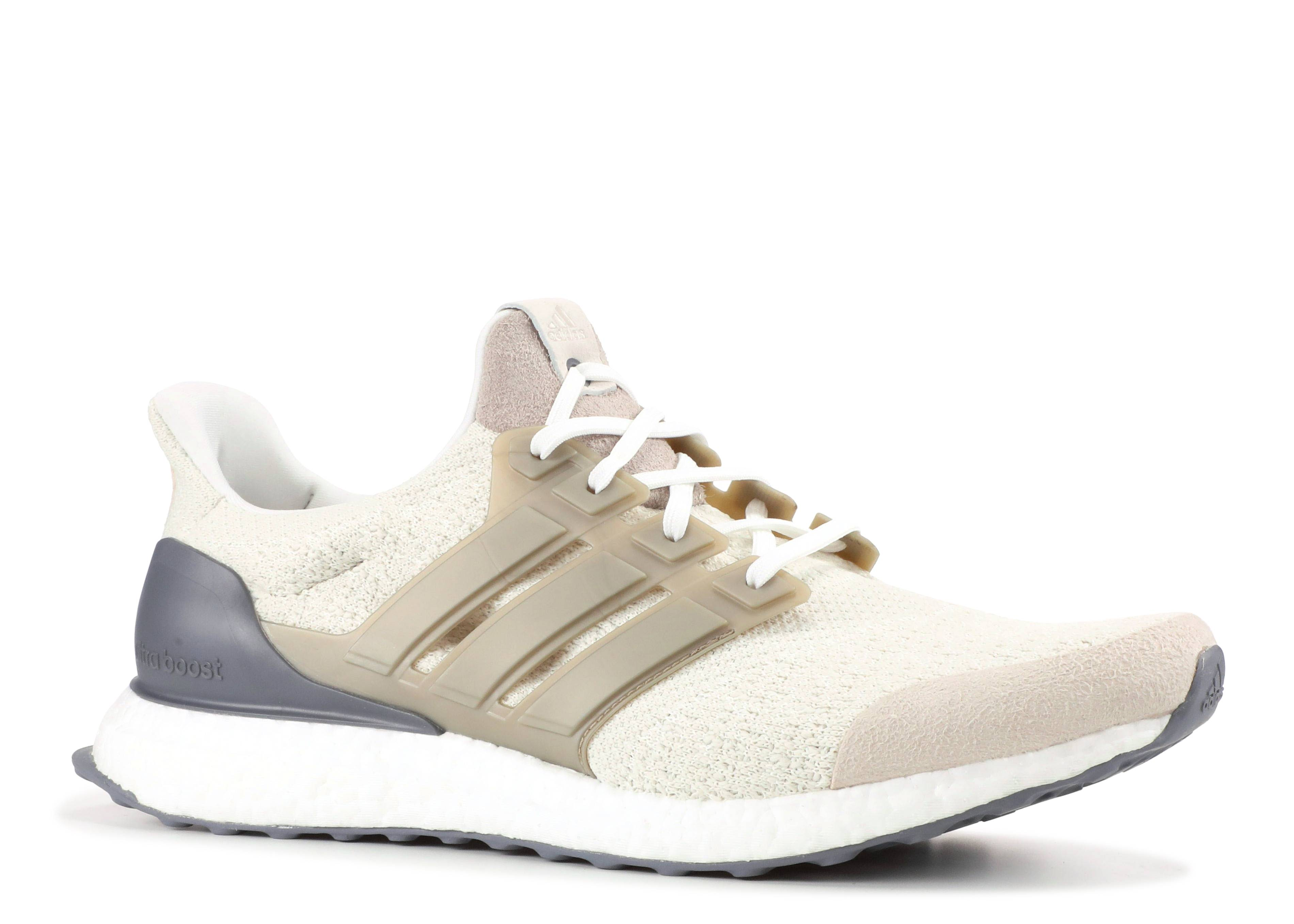 ULTRABOOST LUX - Adidas - DB0338 - vintage white chocolate brown ... 4b05cb0a55af