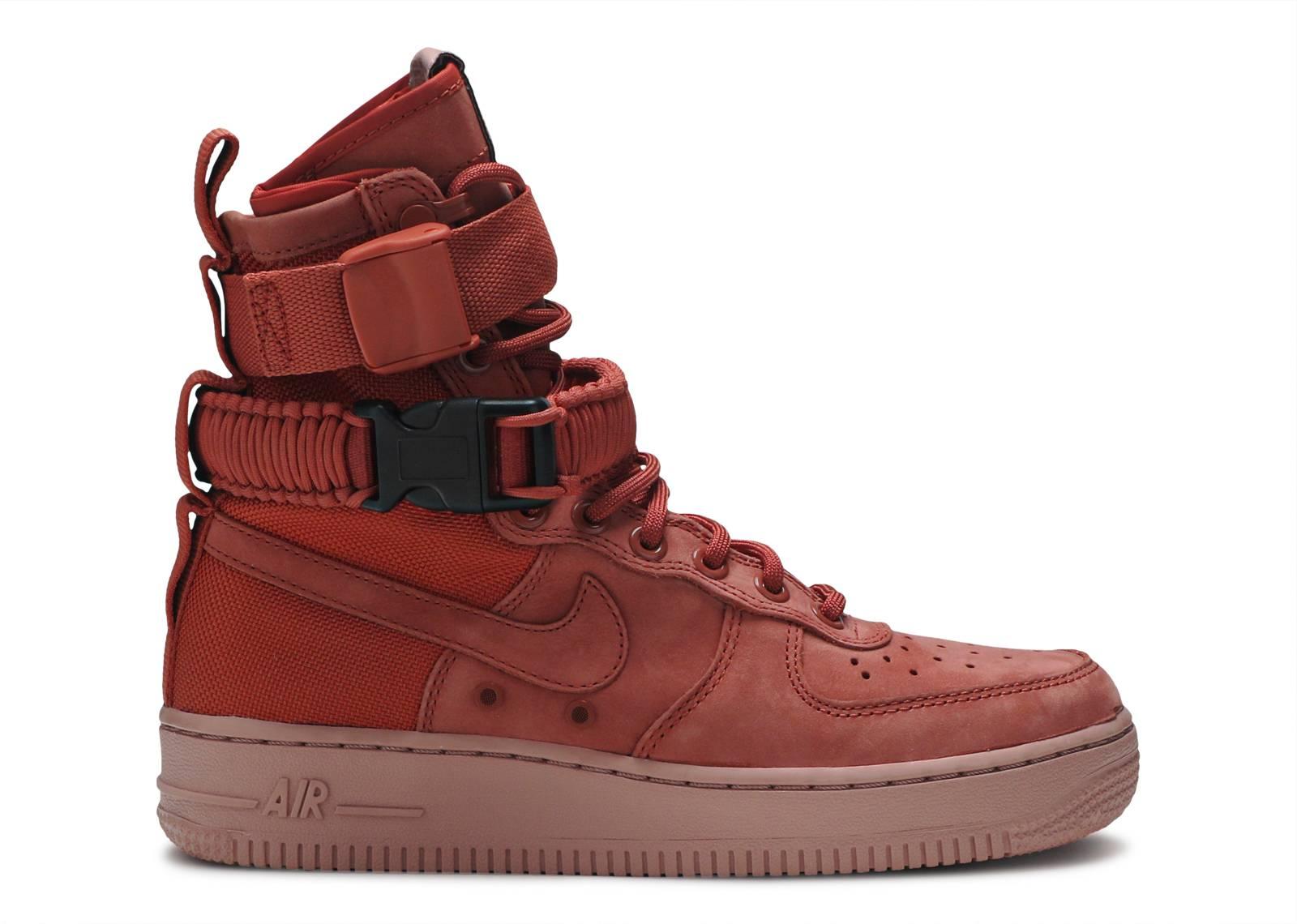 save off c08bb 2cbbe W Sf Af1 - Nike - 857872 202 - dusty peach dusty peach   Flight Club