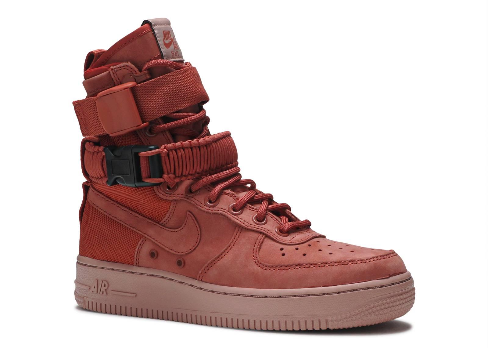 W Sf Af1 - Nike - 857872 202 - dusty peach dusty peach  2840784d5