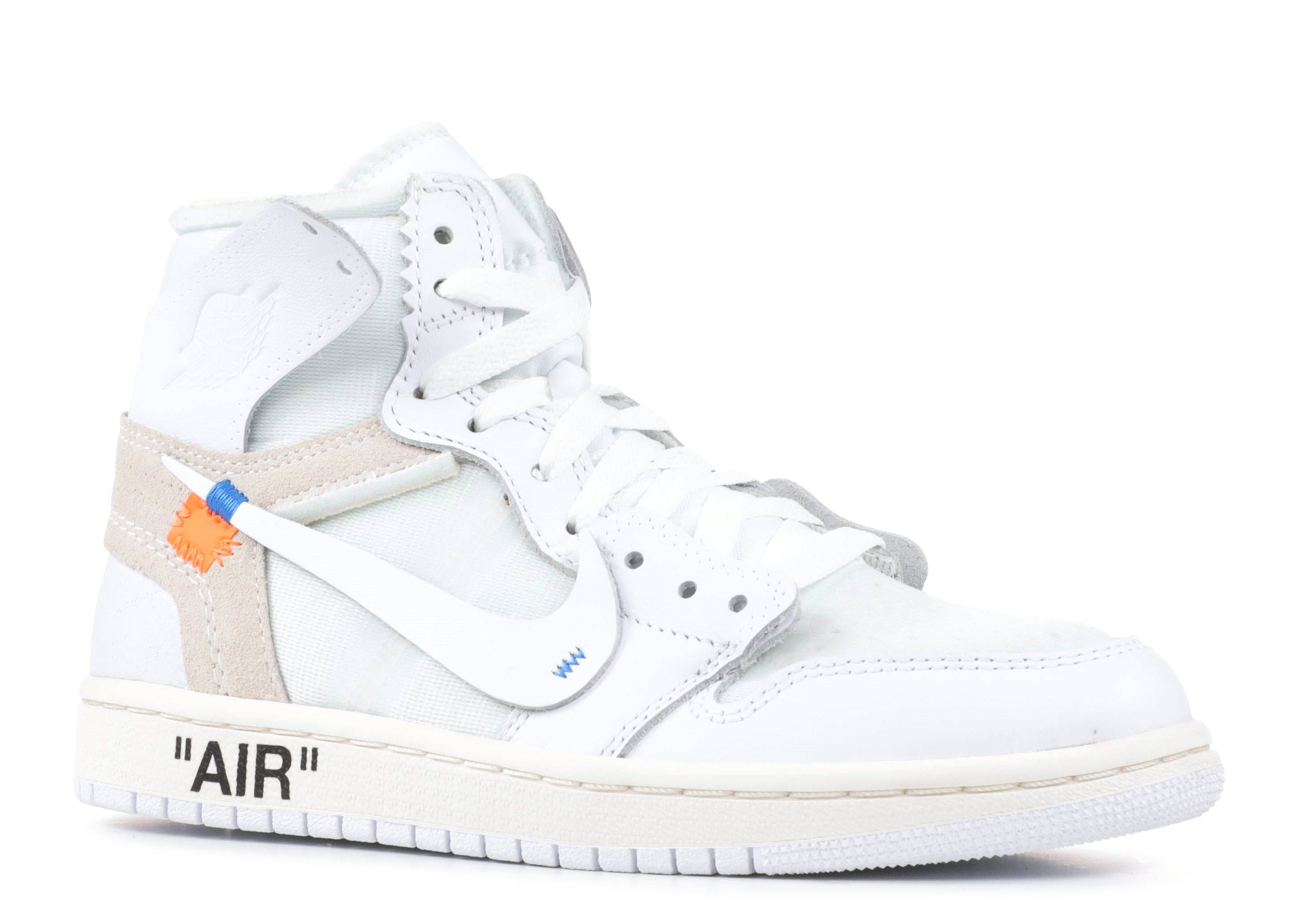 dd679a6769f19f Air Jordan 1x Off-white Nrg (gs)