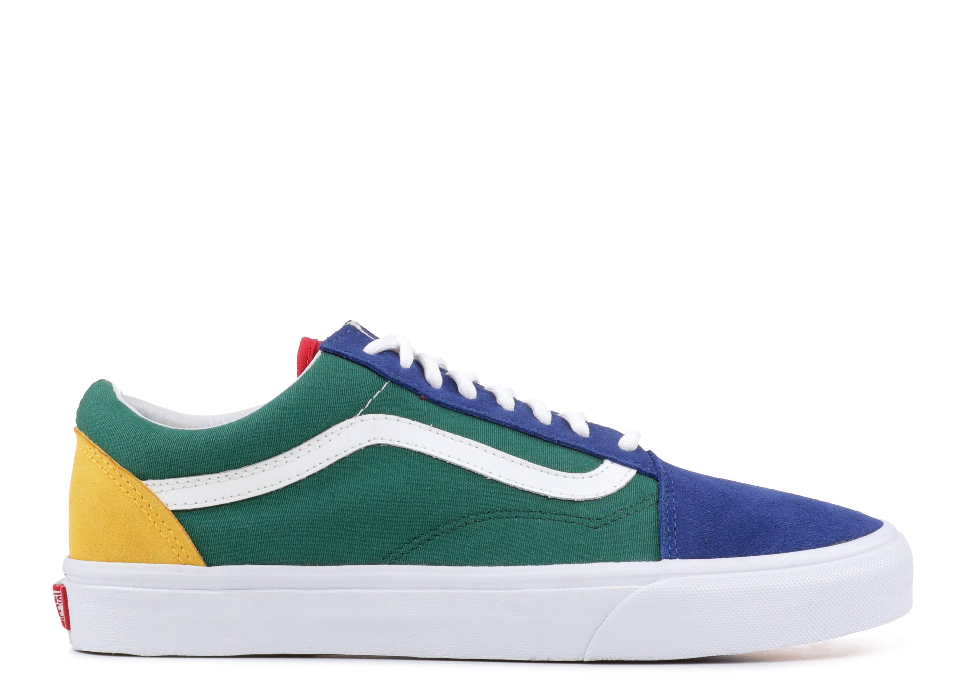 "old skool ""yacht club"""