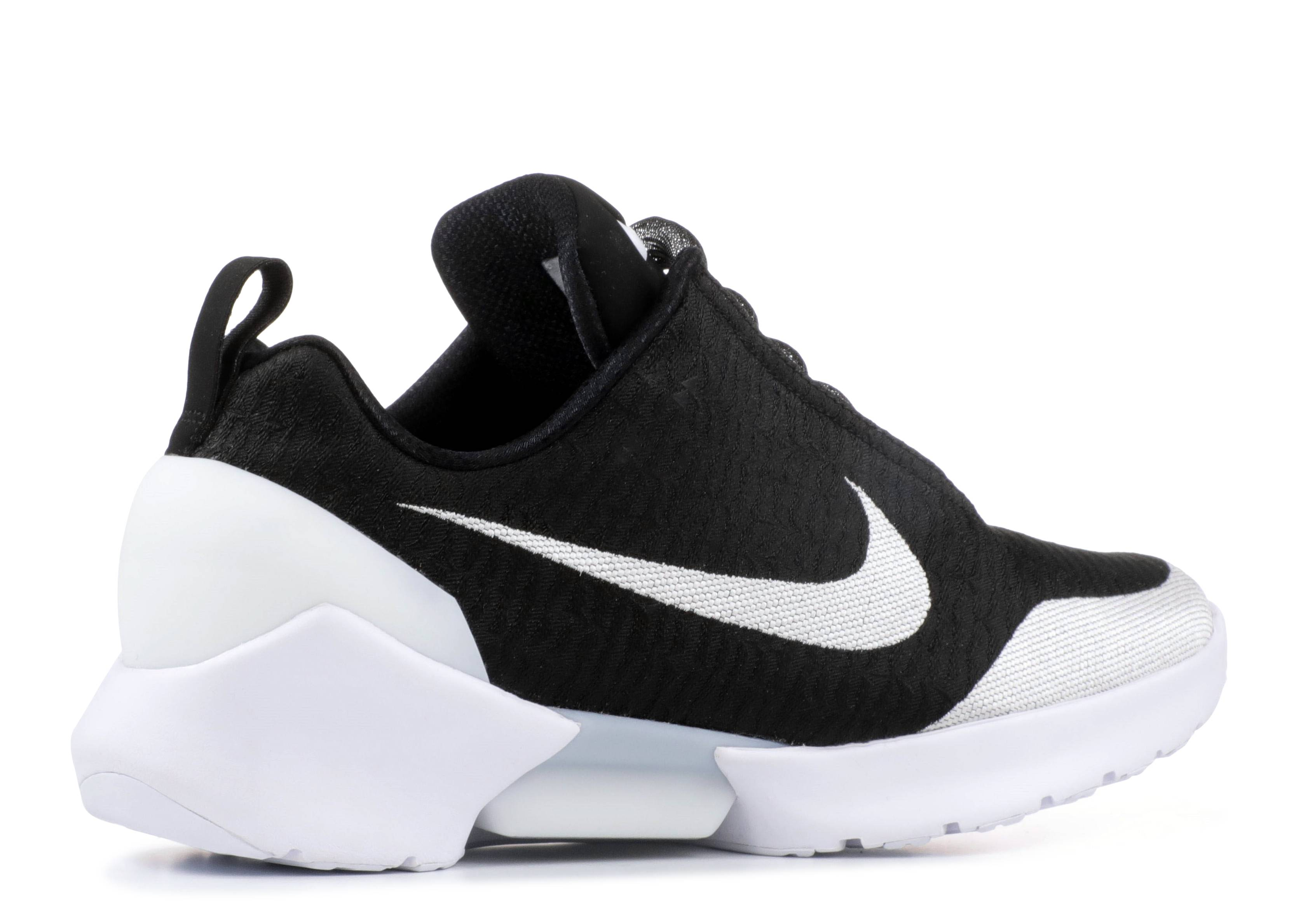 best service 2afd6 ccd17 Nike HyperAdapt 1.0 Black White - 3