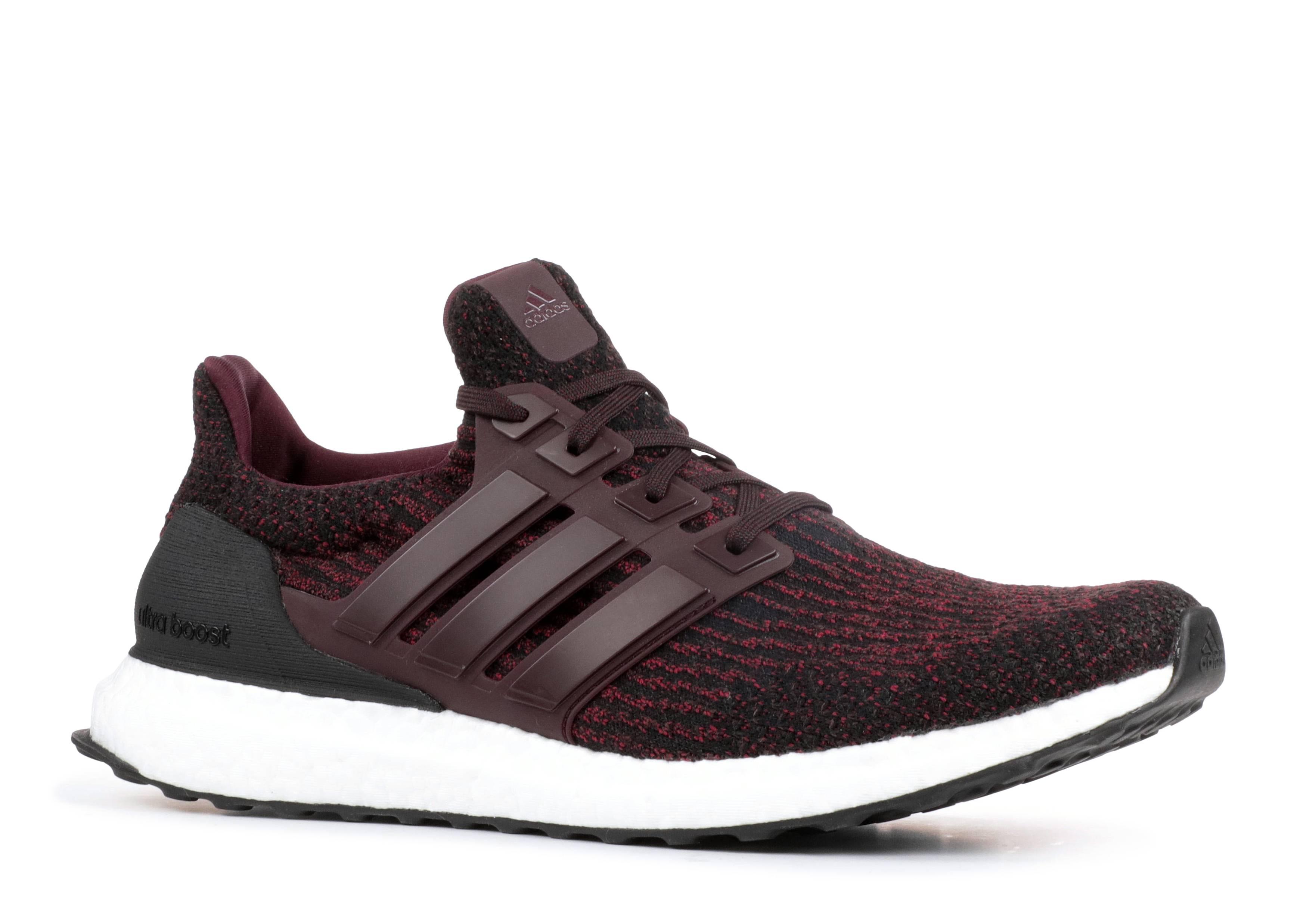 9a8d9f59b3646 Adidas Ultra Boost 3.0 Dark Burgundy - 1