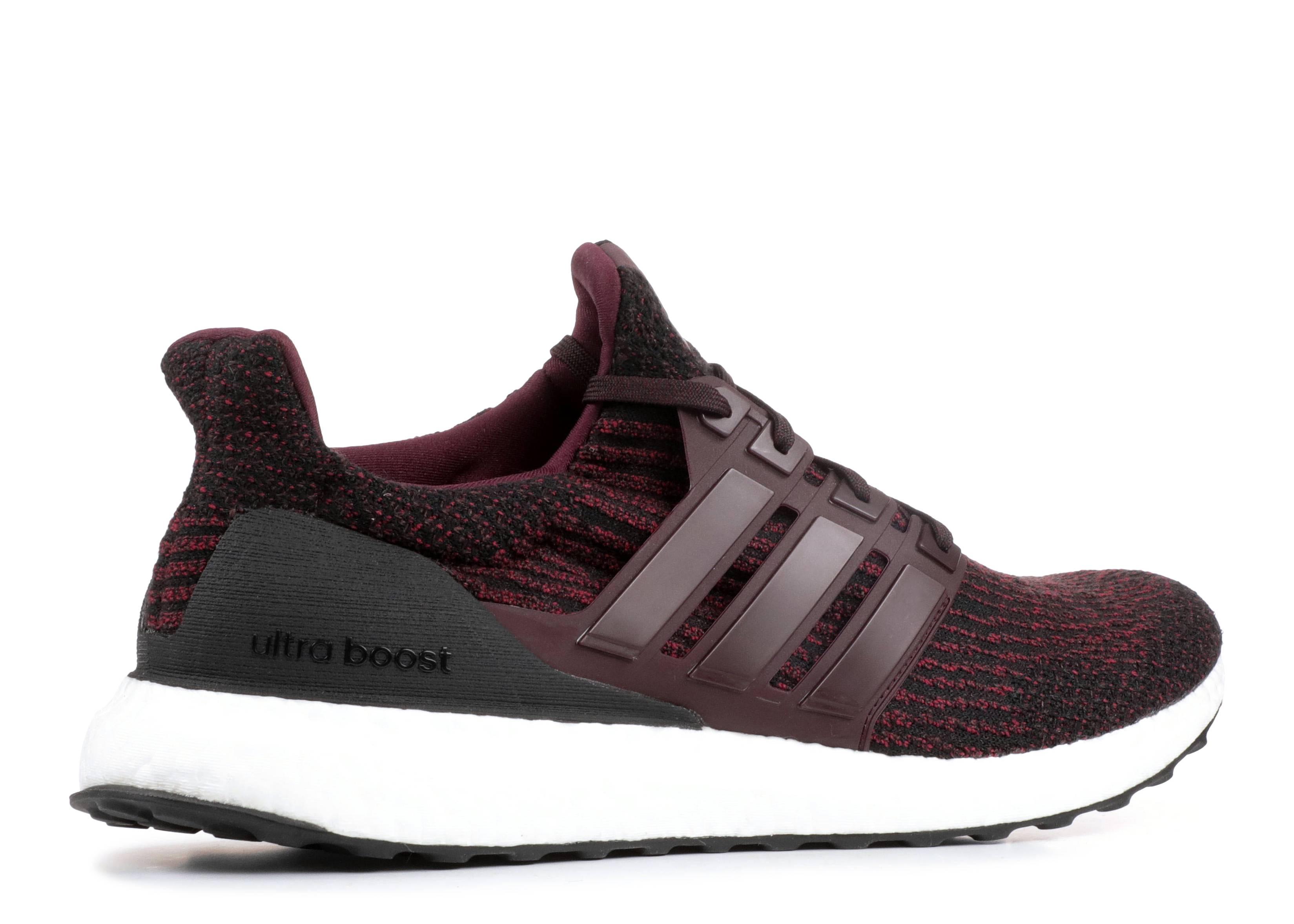 70fbf9e8ae4e Ultra Boost - Adidas - s80732 - burgandy black