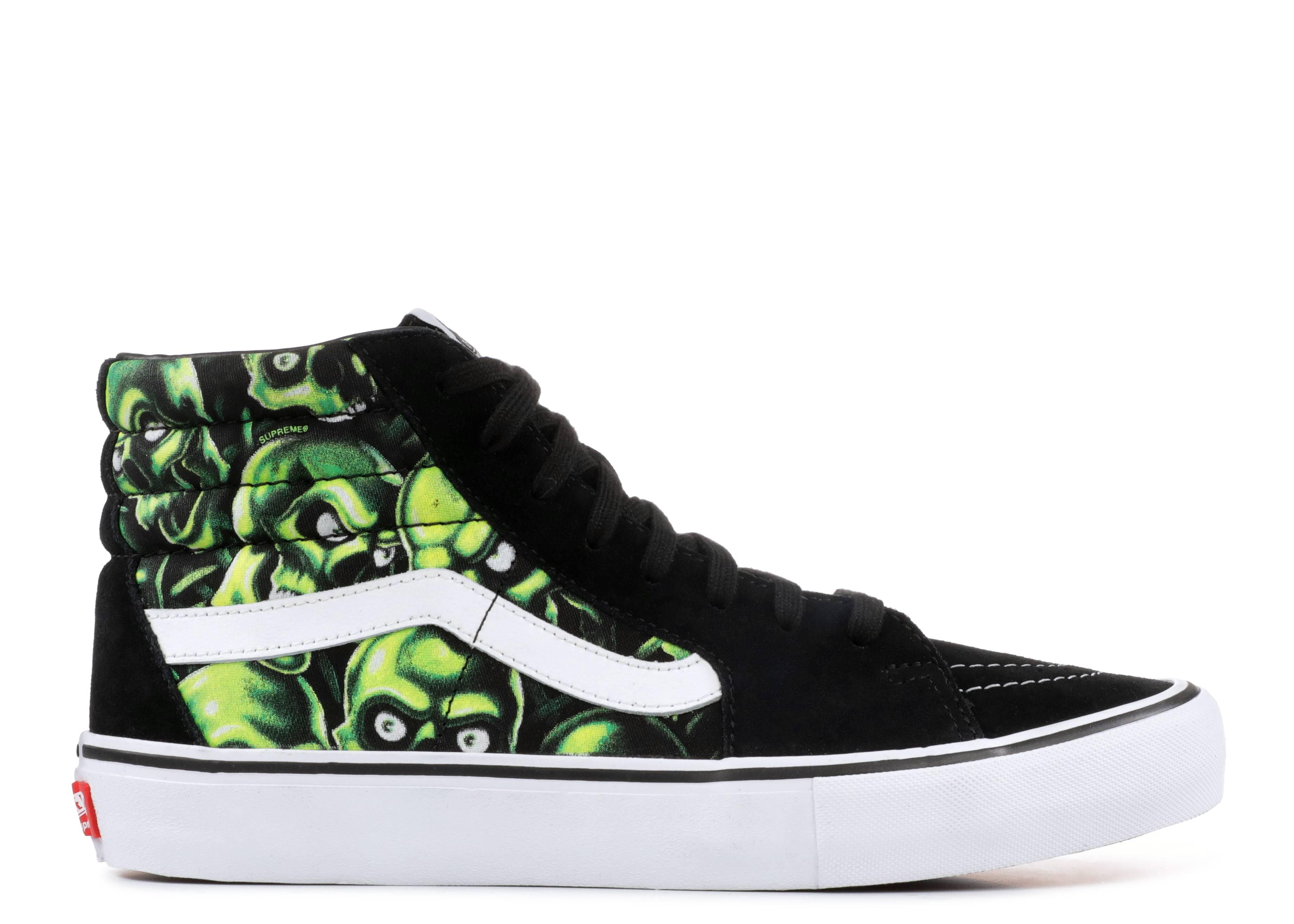 SupremeVans Skull Pile Sk8 Hi Tops • Shoes • Strictlypreme