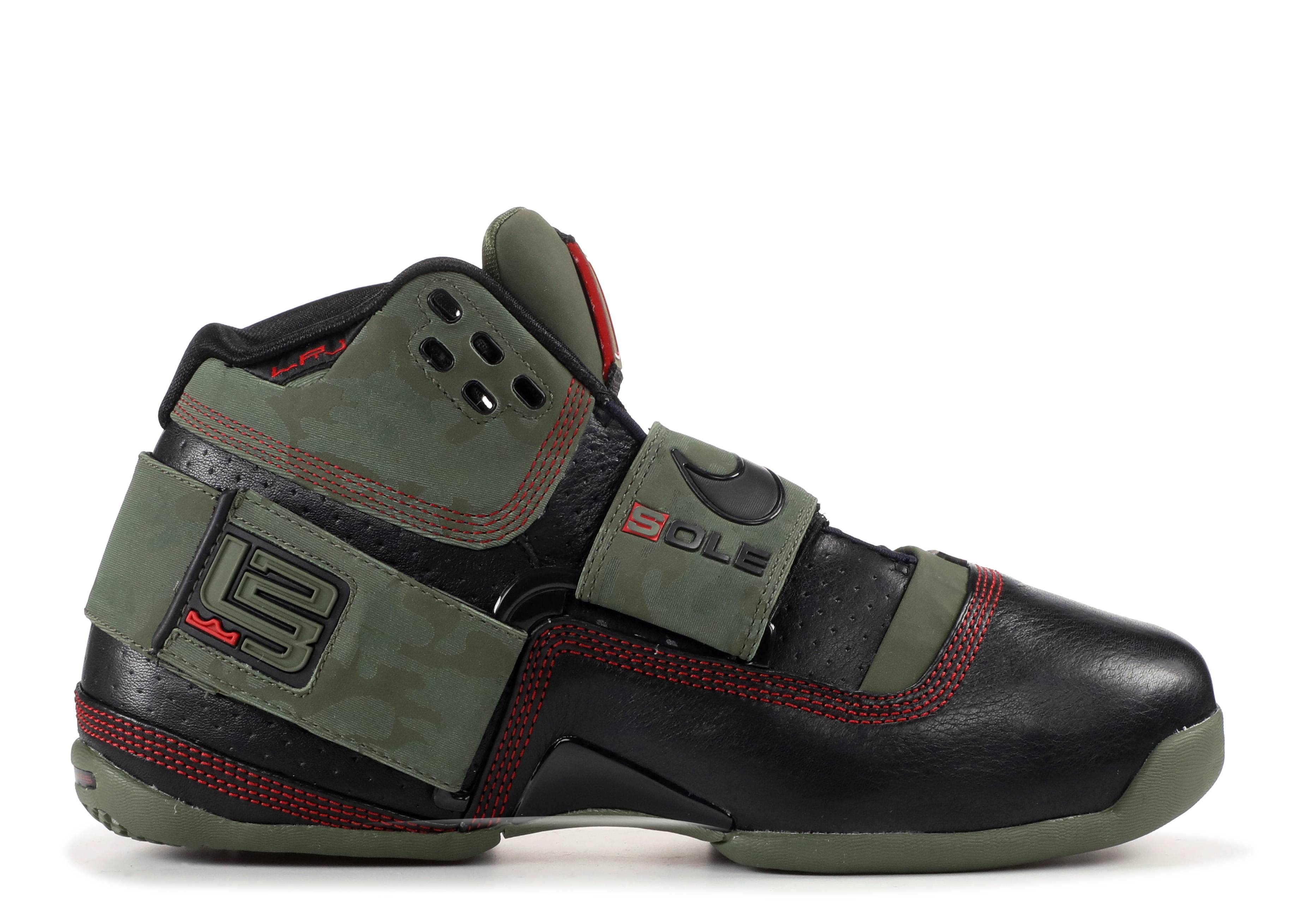 43d5e9911c5 Nike Zoom LeBron Soldier