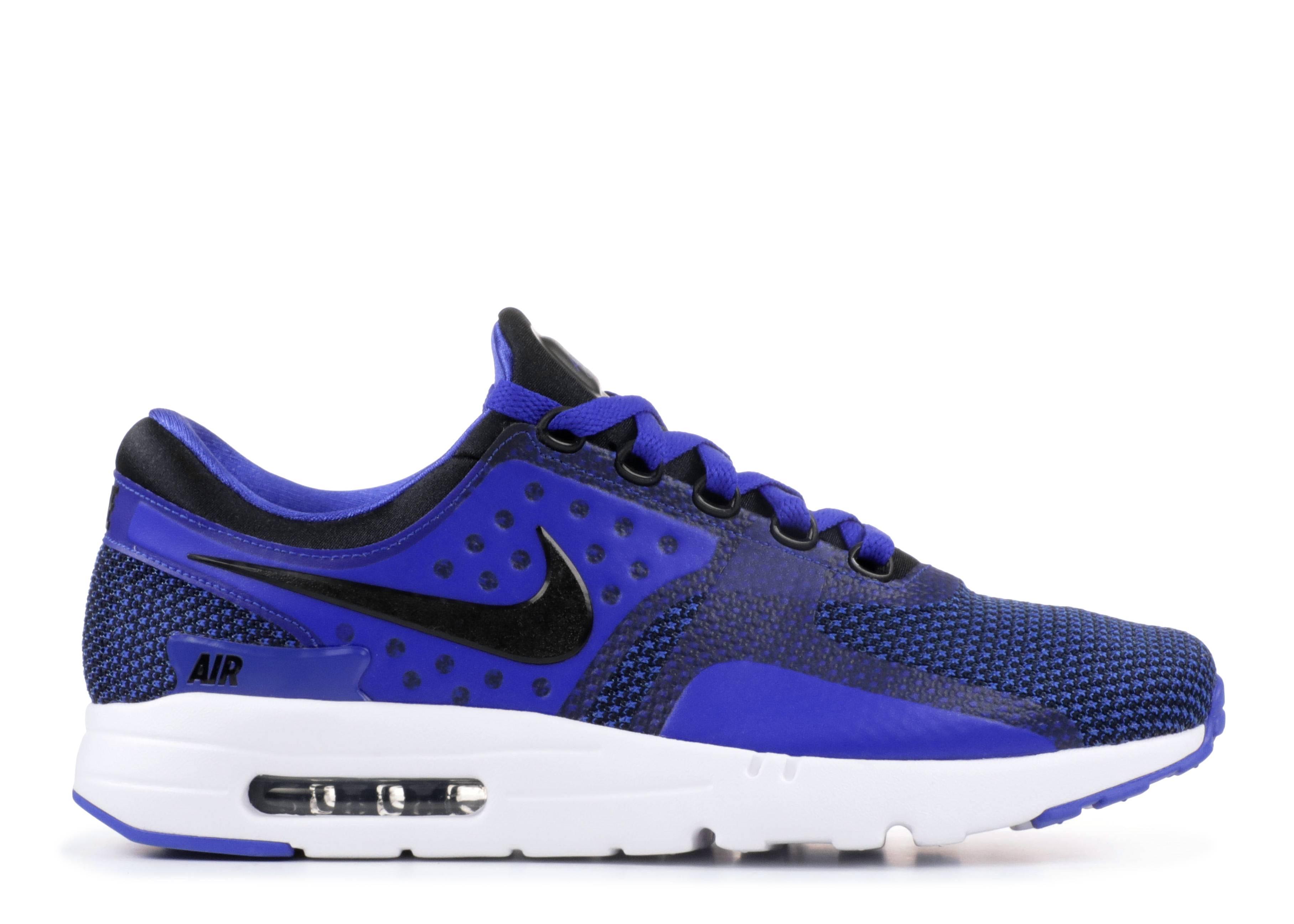 air max zero blue