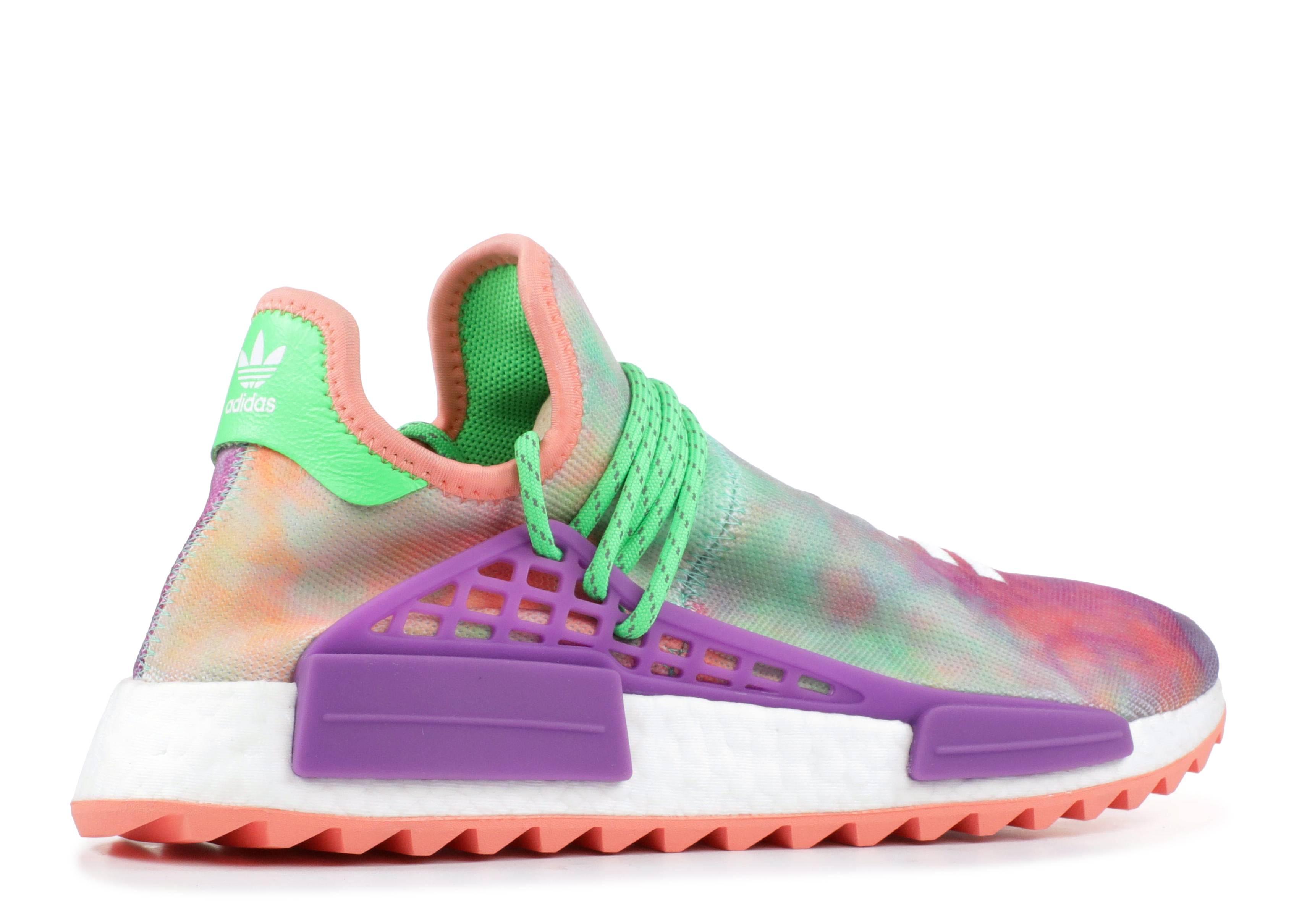 2bf617f94 Adidas Human Race NMD Pharrell Holi Festival Chalk Coral - 3