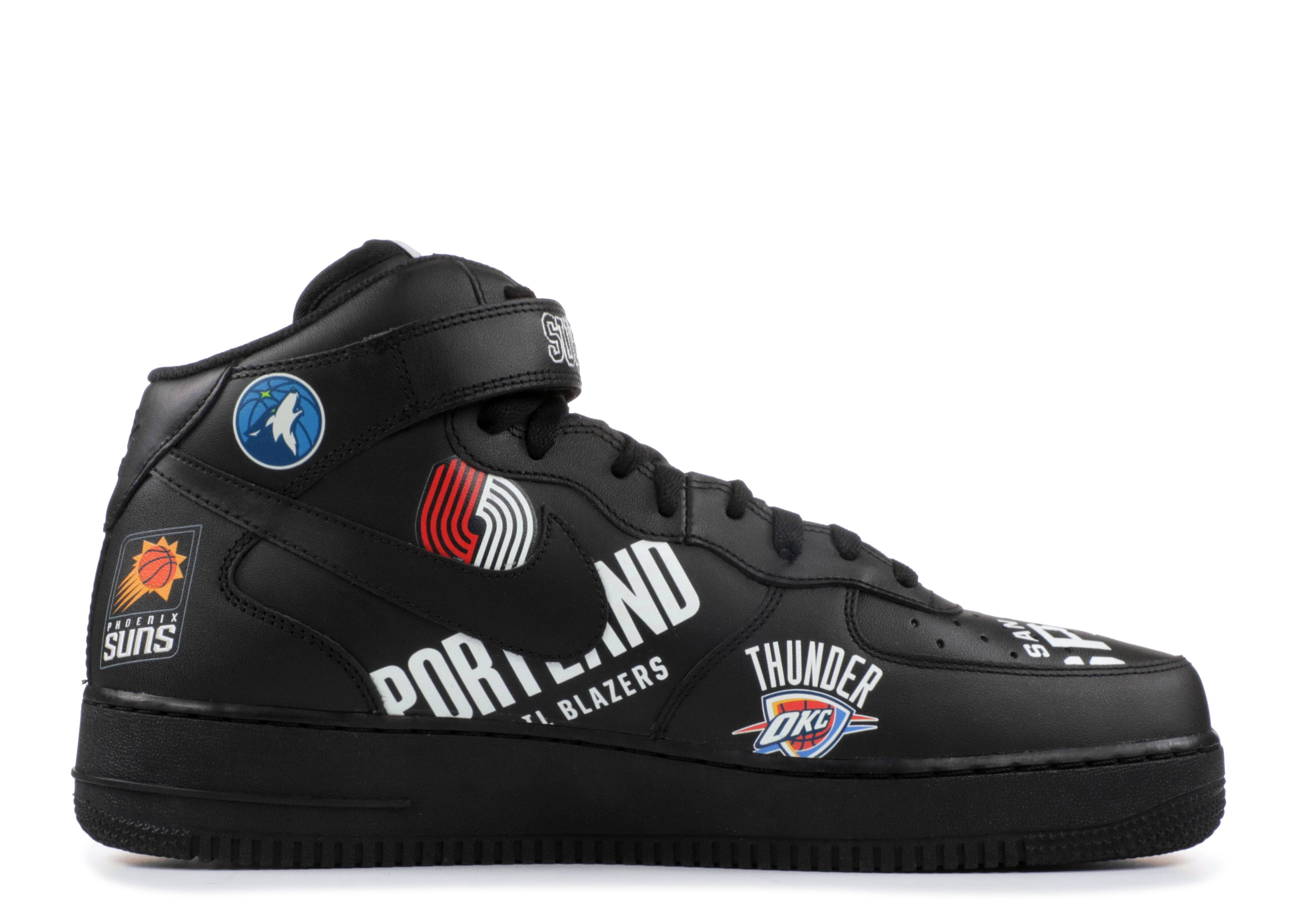 Air Force 1 Mid  07 supreme