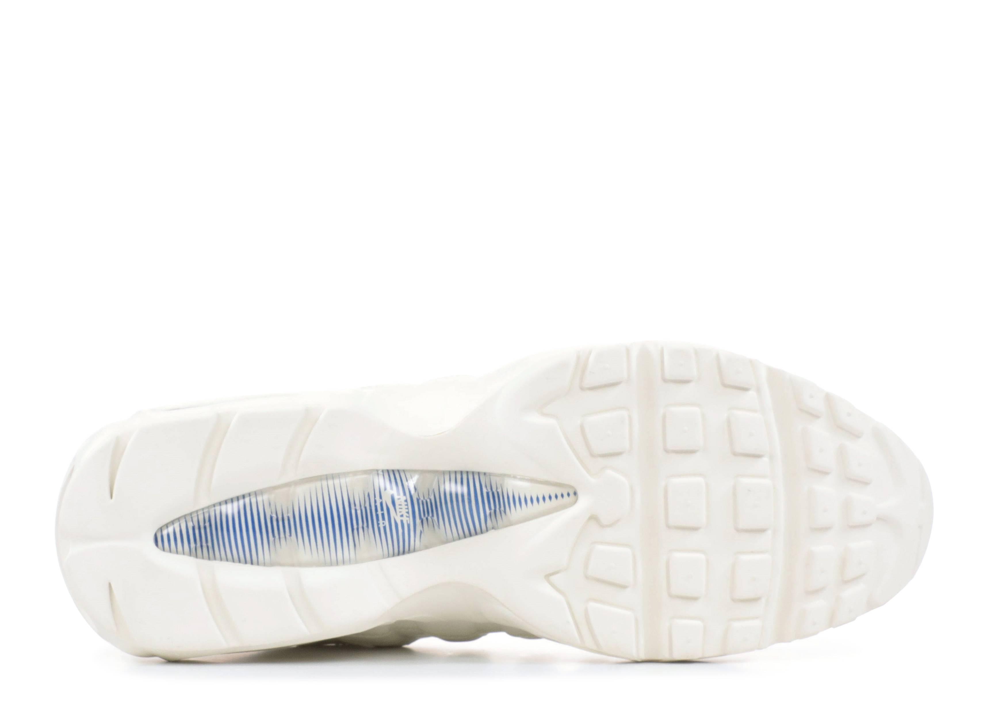 Nike – Air Max 95 TT – Weiße Sneaker AJ1844 101   ASOS