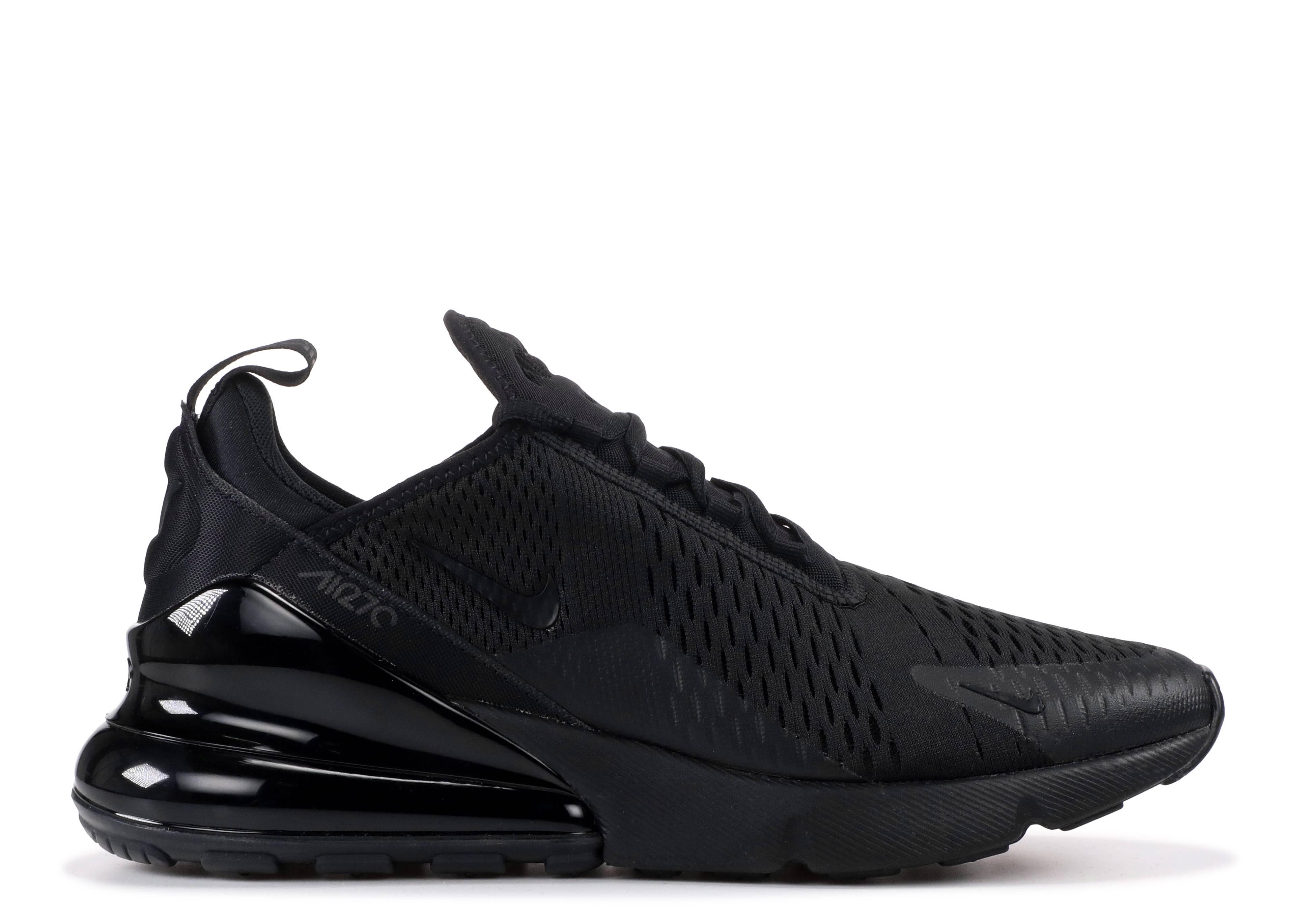7203200fc95f Air Max 270 - Nike - AH8050 005 - black black-black