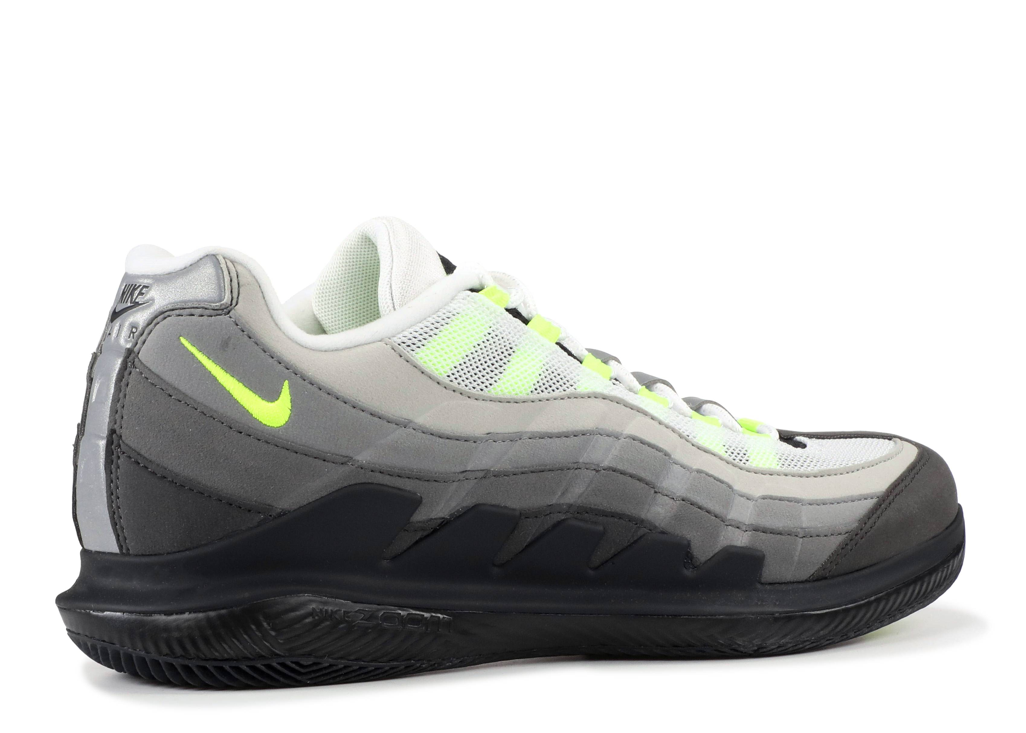 f695e9e541a9 Nike Zoom Vapor RF X AM 95 - Nike - ao8759 078 - black volt-medium ash
