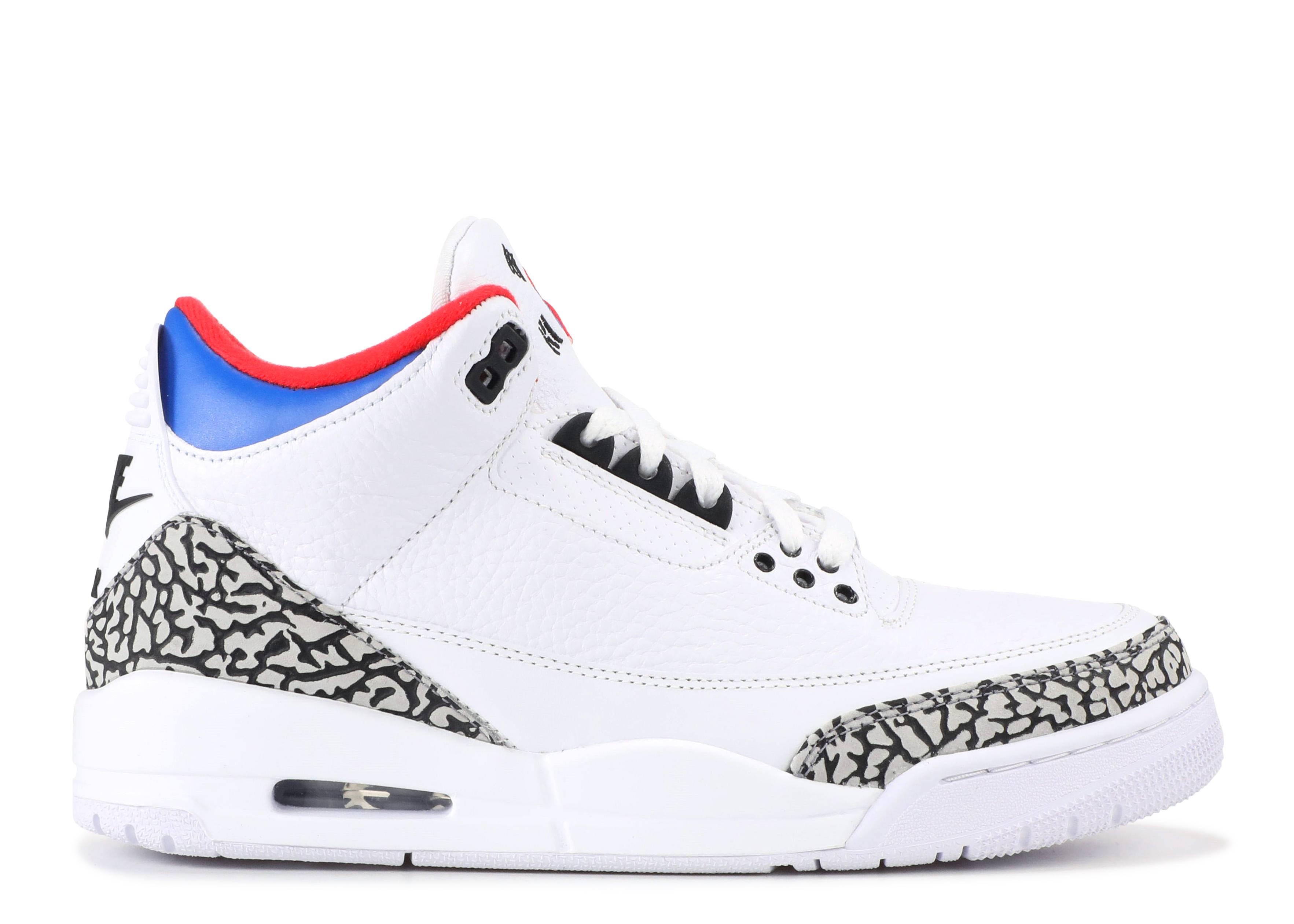 "Air Jordan 3 Retro ""Seoul"""