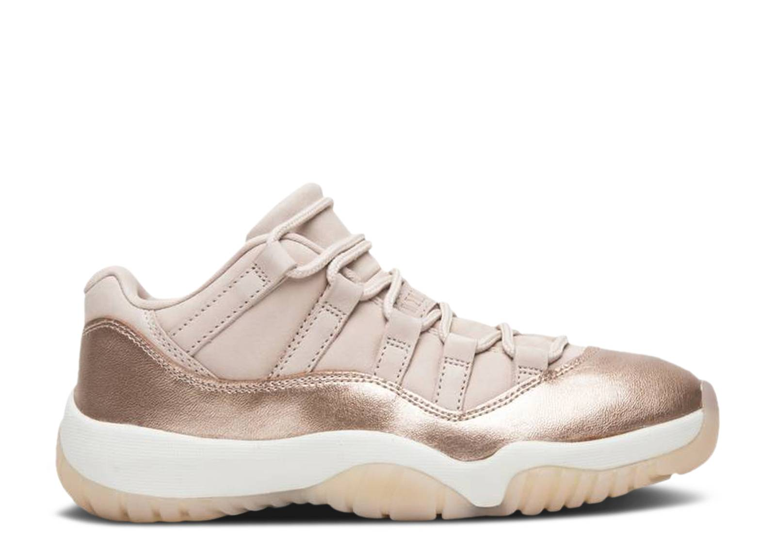 "wmns air jordan 11 retro ""rose gold"""