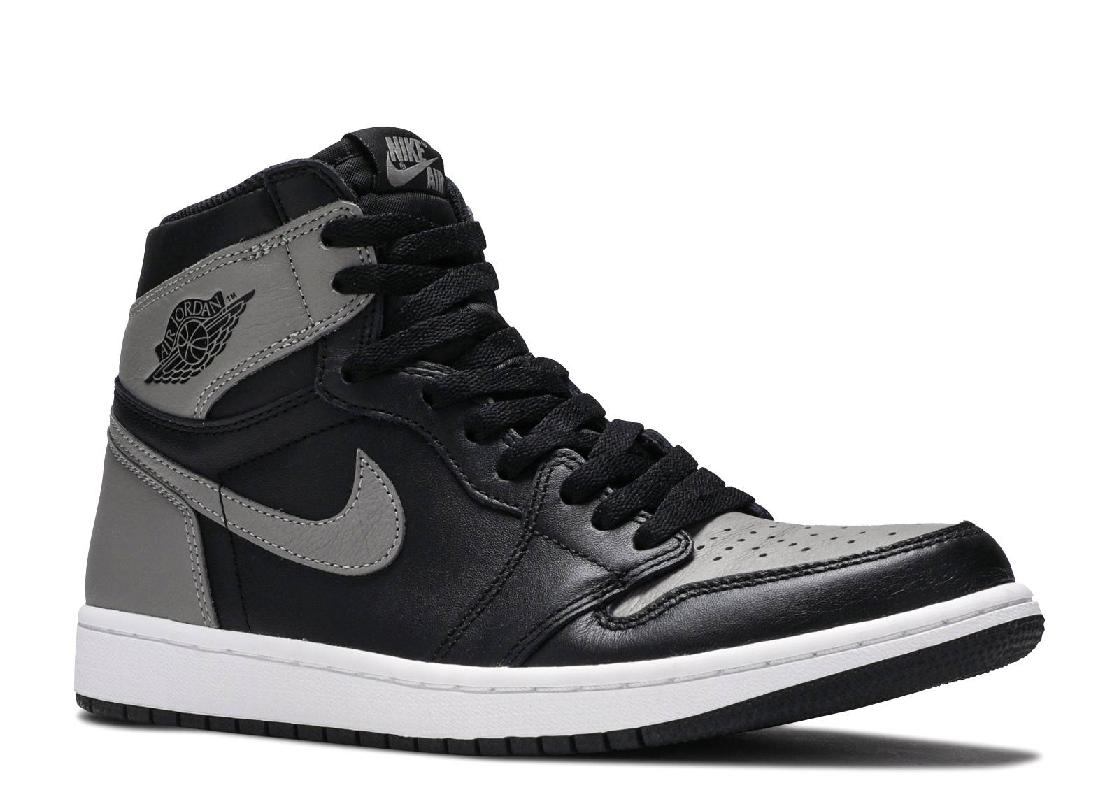 web Criticar boca  Air Jordan 1 Retro High OG 'Shadow' 2018 - Air Jordan - 555088 013 -  black/white-medium grey | Flight Club