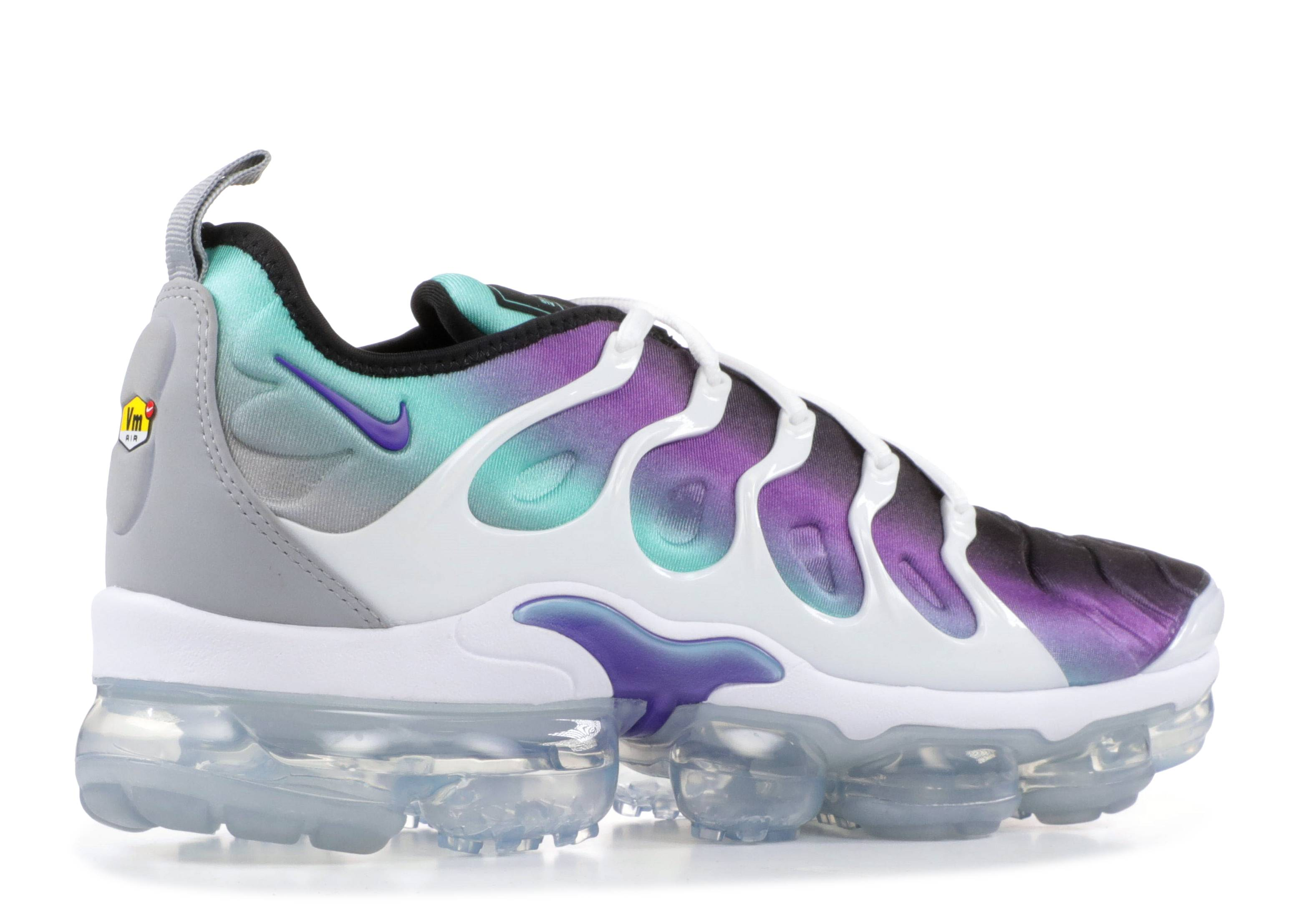 f443c39618 Air Vapormax Plus - Nike - 924453 101 - white/fierce purple | Flight Club