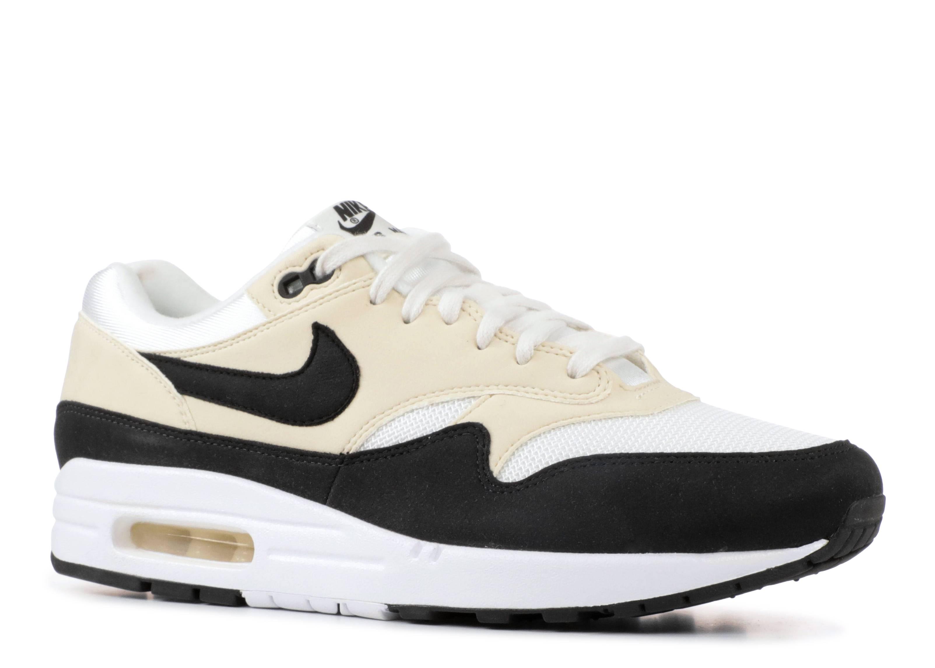 best sneakers d6aa8 cbed7 Wmns Air Max 1 - Nike - 319986 106 - sail black-fossil   Flight Club