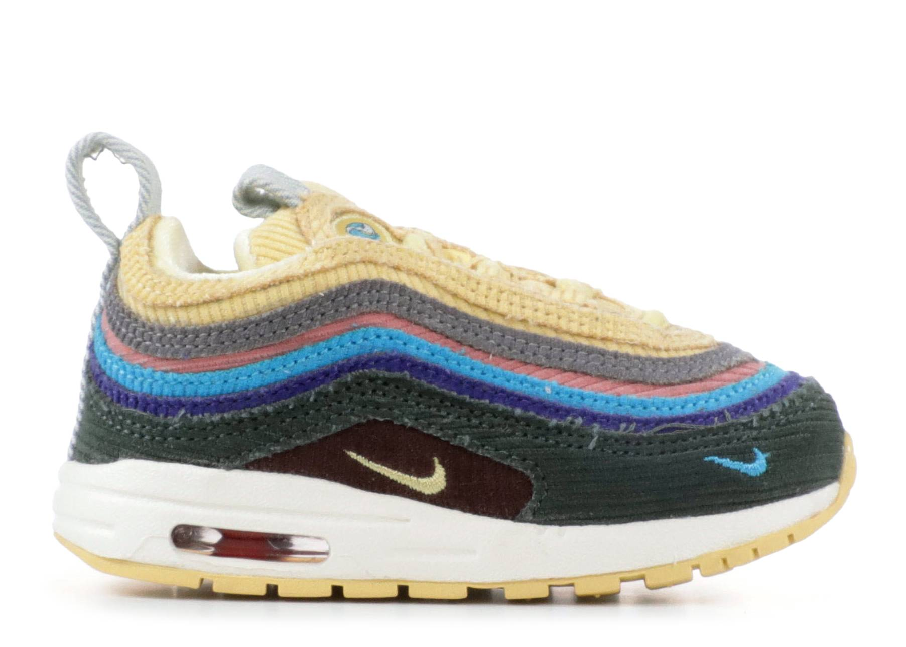 "nike air max 1/97 vf sw (td) ""sean wotherspoon"""