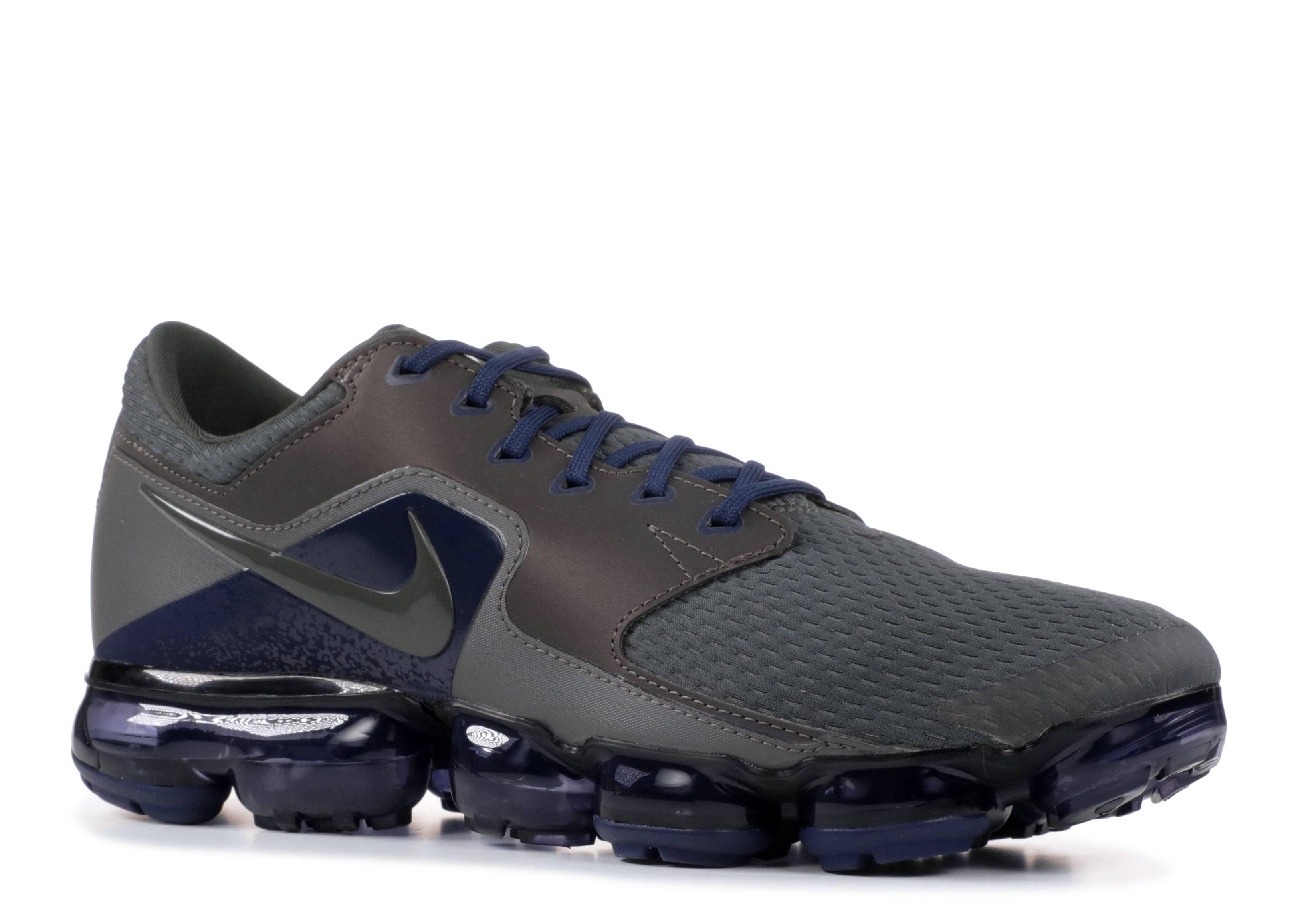 05b8d079eb Nike Air Vapormax R - Nike - aj4469 002 - midnight fog/midnight fog |  Flight Club