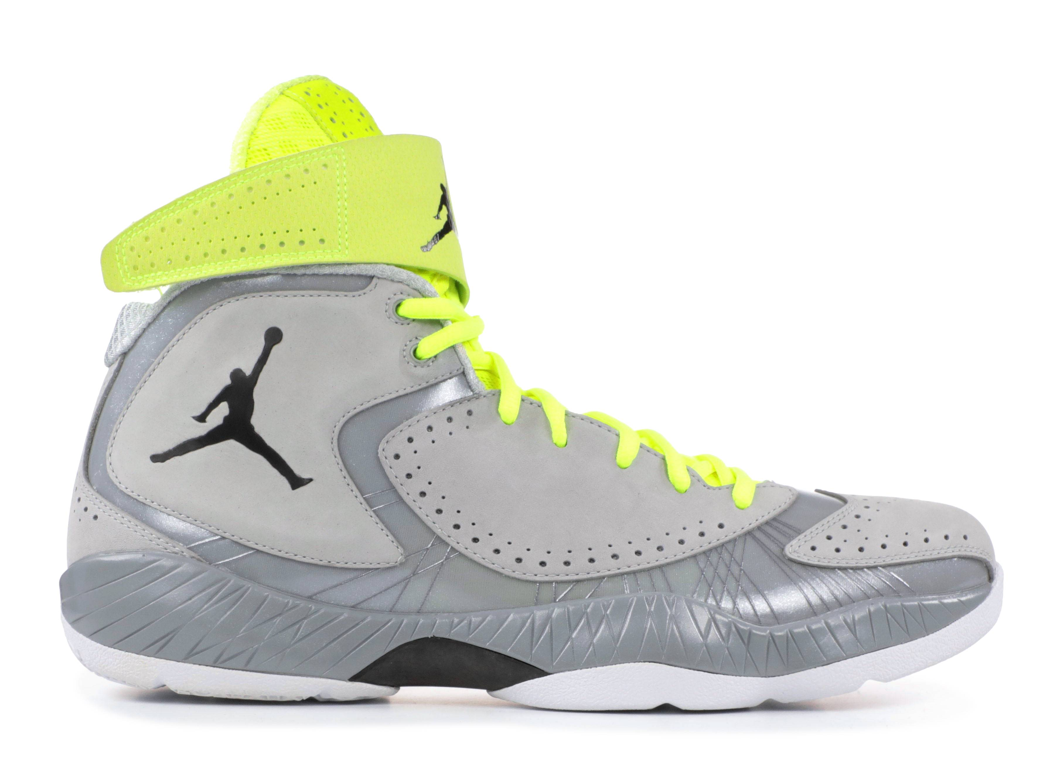 "Air Jordan 2012 Deluxe 'Wolf Grey' ""Wolf Grey"""