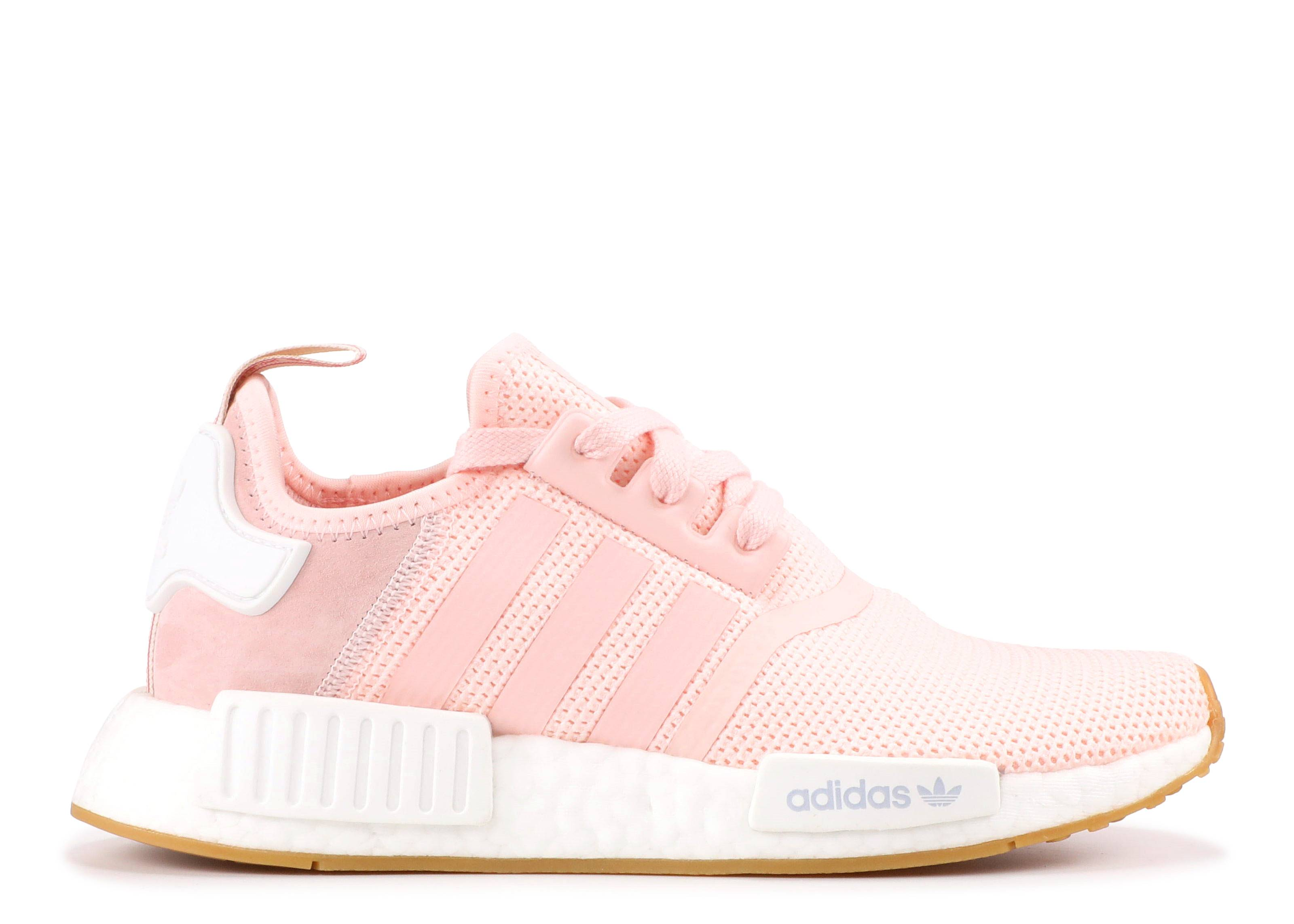 adidas NMD R1 Pink White | G27687