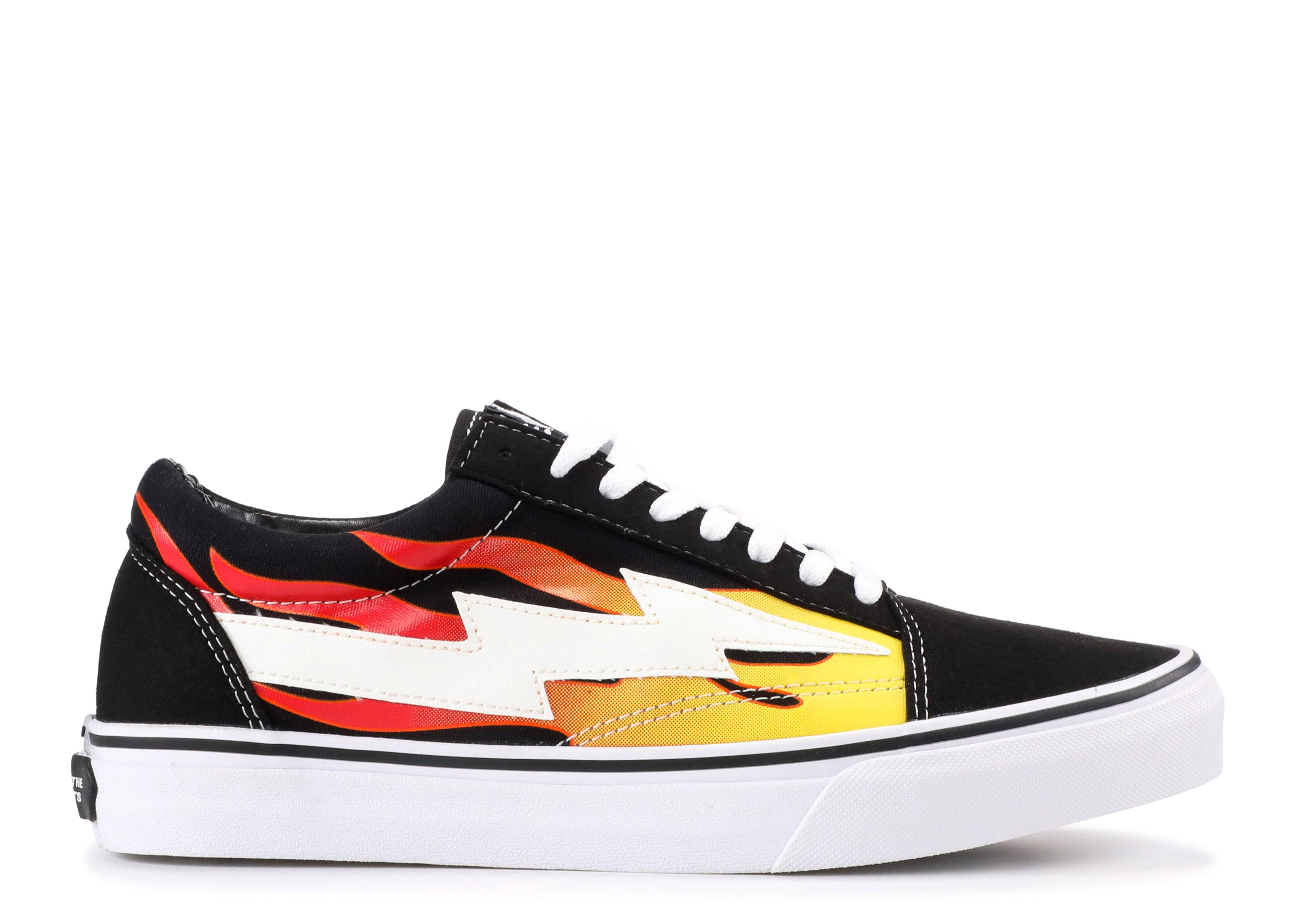vans shoes gialle