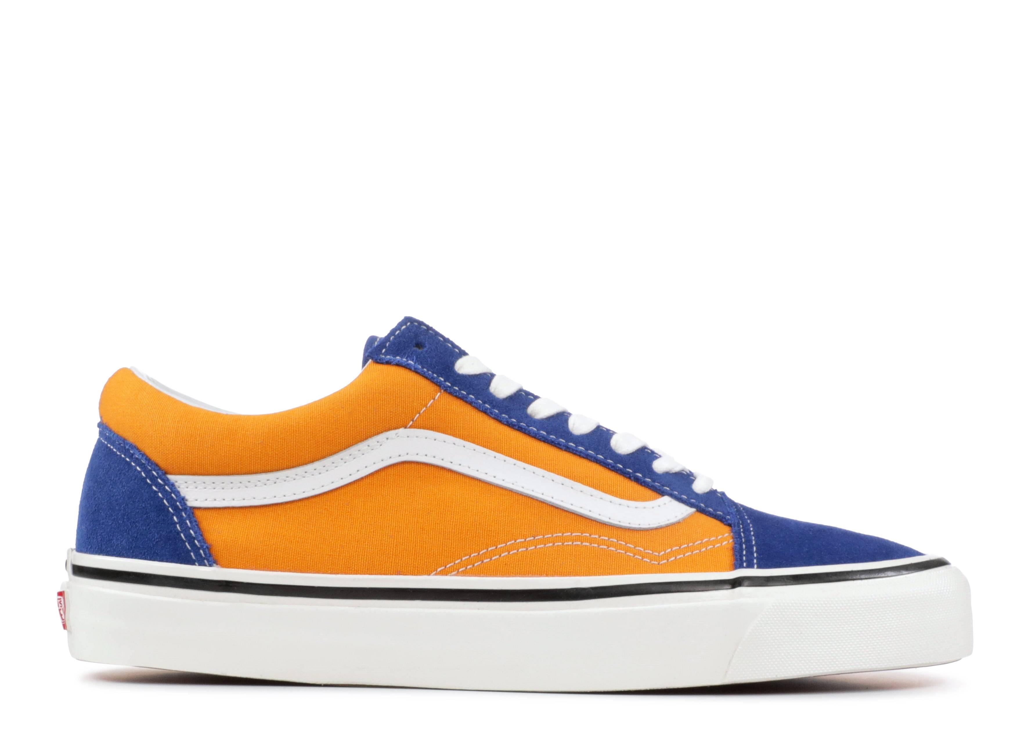 346fd9b21f9 Old Skool 36 DX - Vans - VN0A38G2R1V - og blue og gold