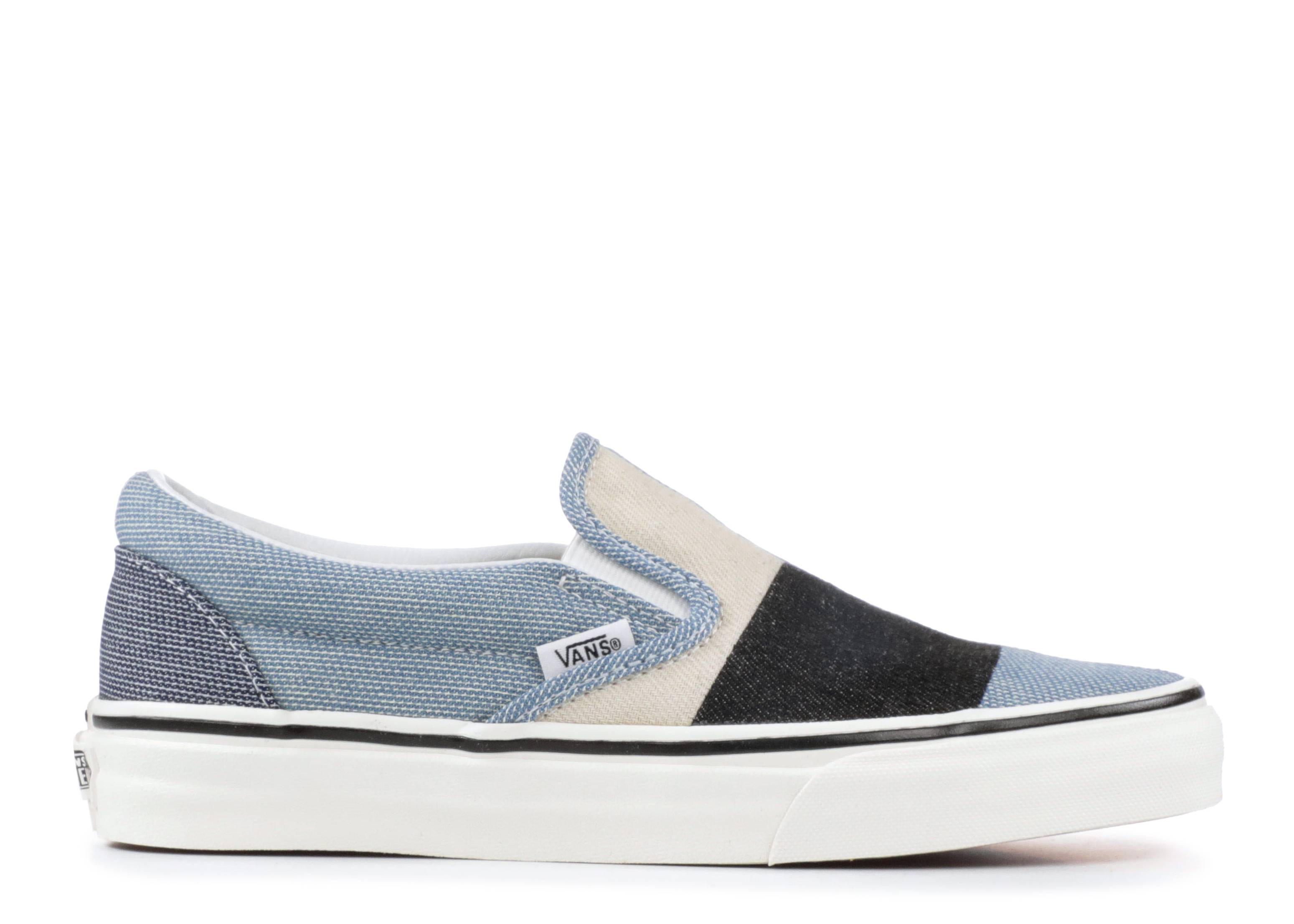 """Classic Slip-On (PATCHWORK) """"PATCHWORK"""""""