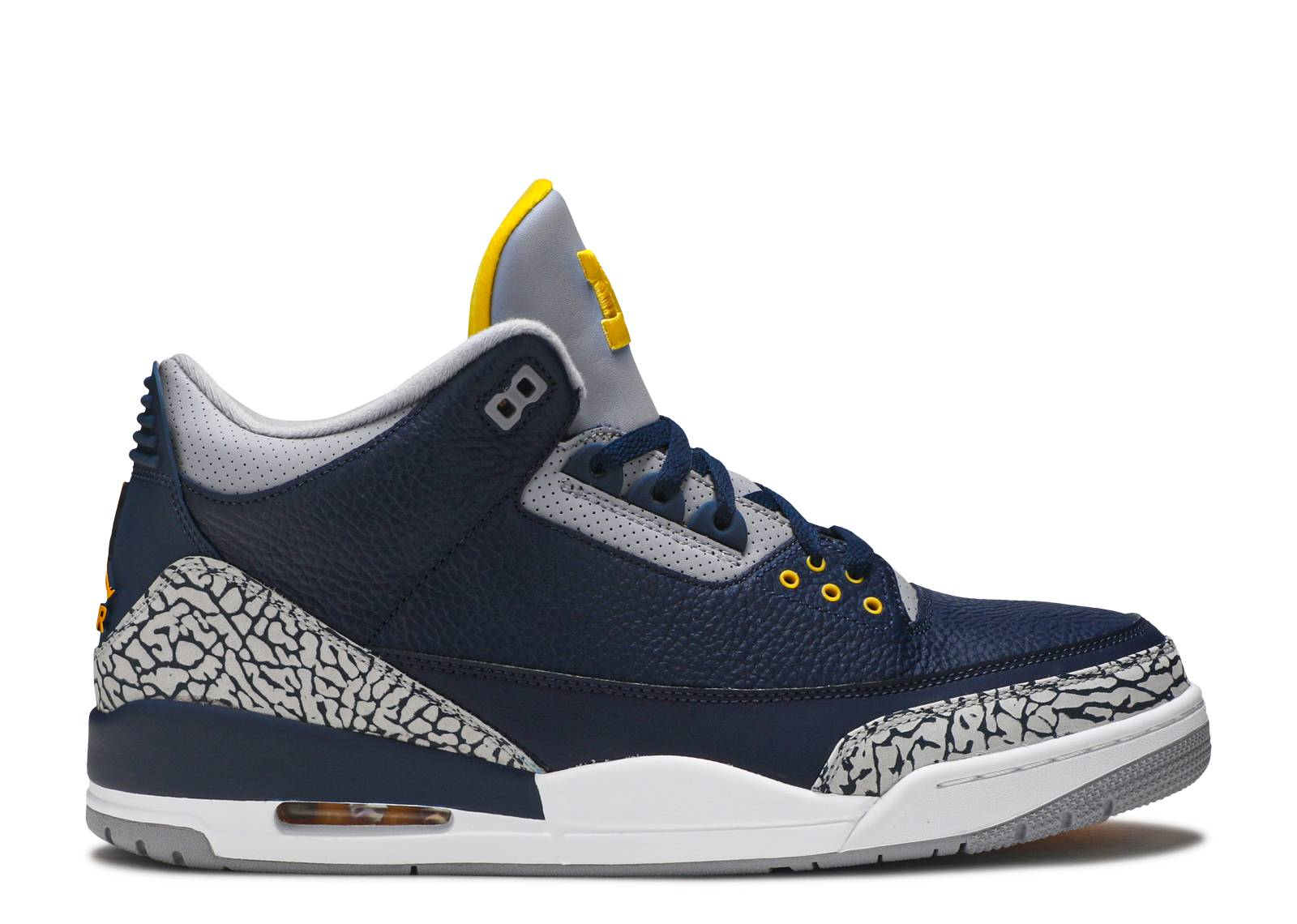 "air jordan 3 retro ""michigan pe"""
