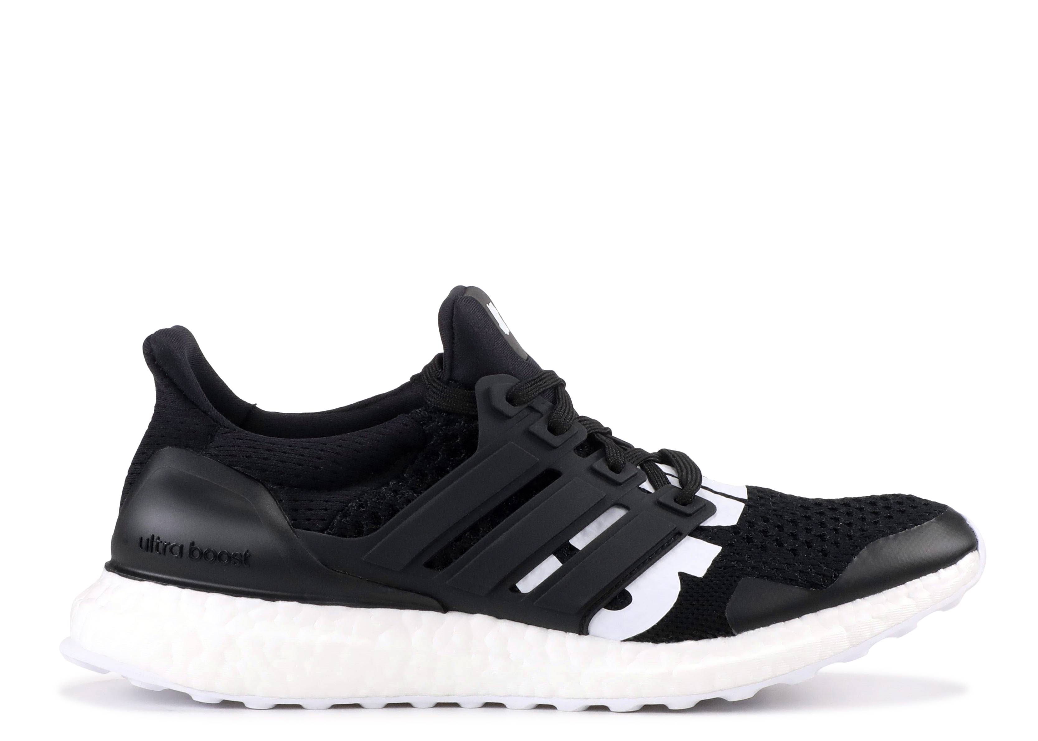 Assassino Assurdo Rifiutare  Ultraboost Undftd 'undefeated' - Adidas - B22480 - core black/core  black/footwear white | Flight Club