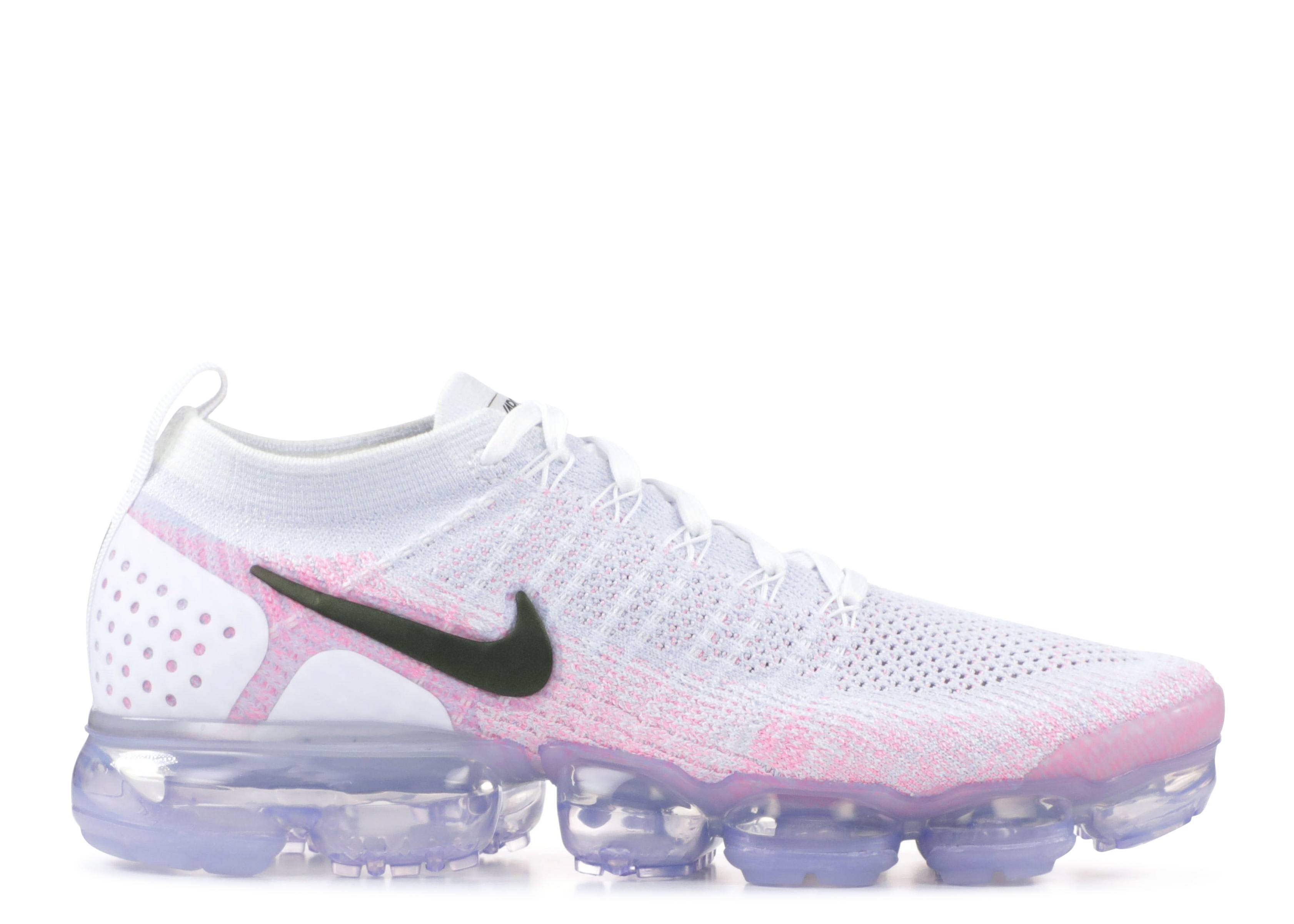 Nike Air VaporMax FlyKnit 2 - Nike - 942842 102 - white black ... 1fcf3cd5fcdf