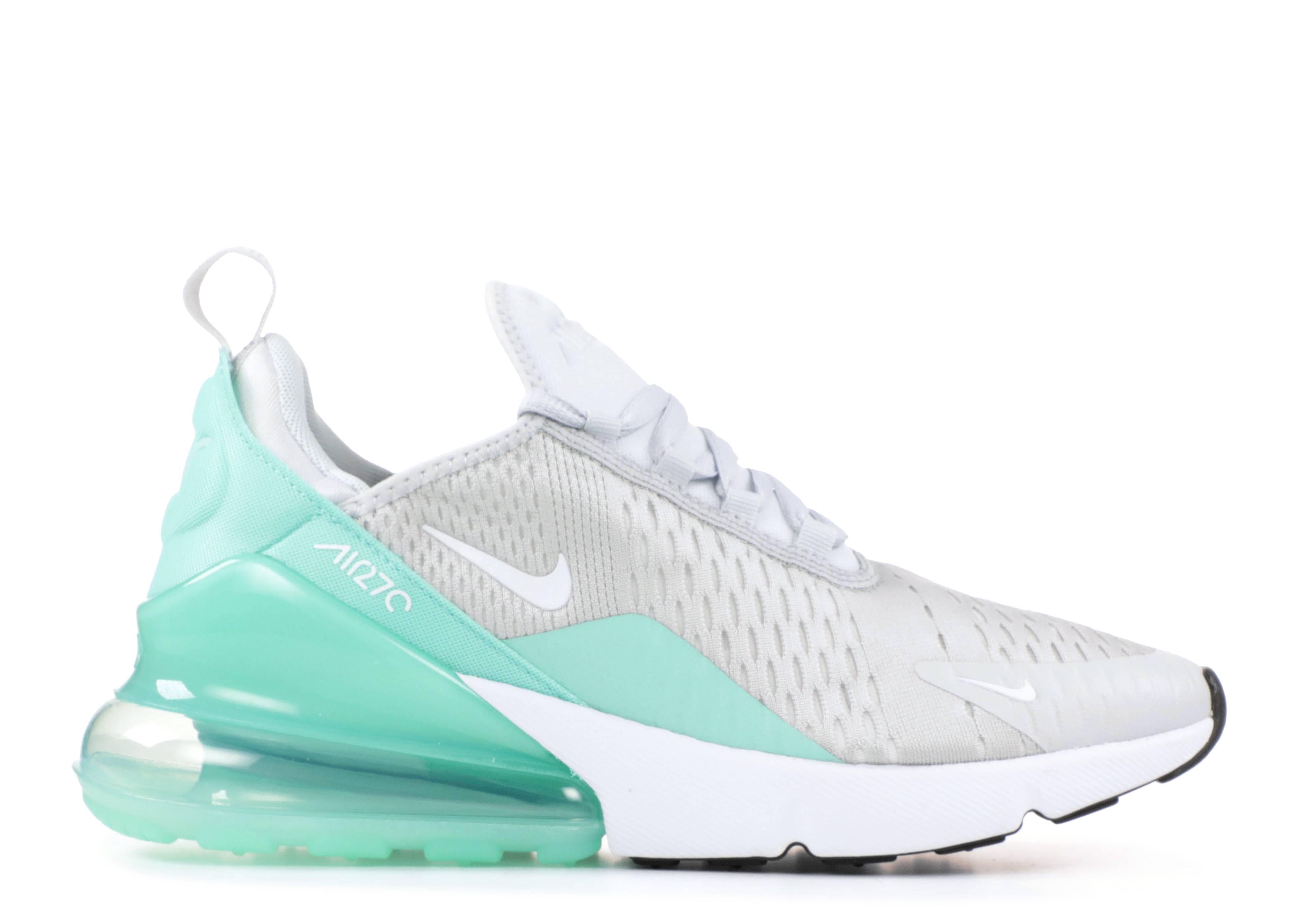 Nike Air Max 270 (gs) Nike 943346 002 pure platinum