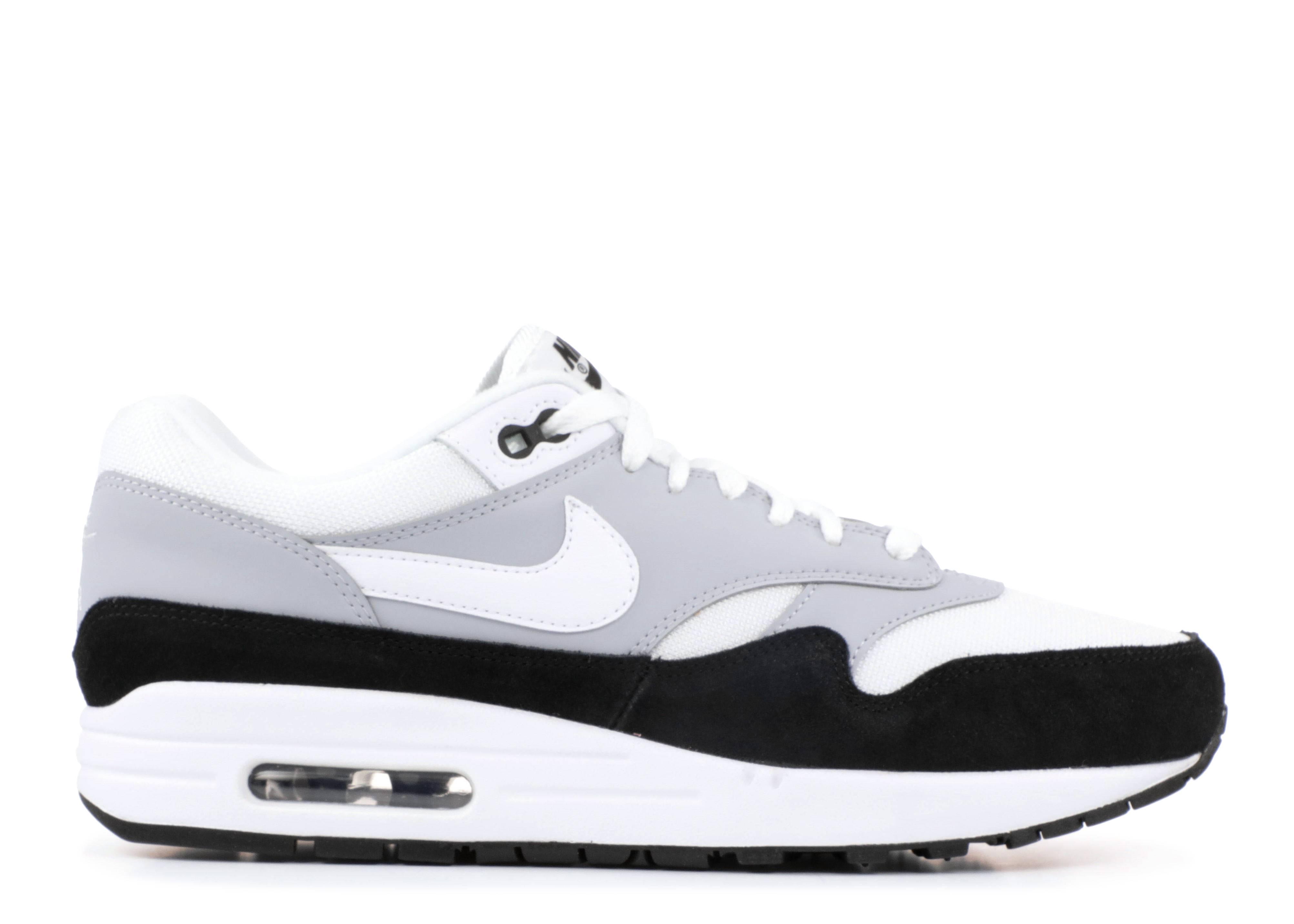 Air Max 1 'Wolf Grey' - Nike - AH8145 003 - wolf grey/white/black ...