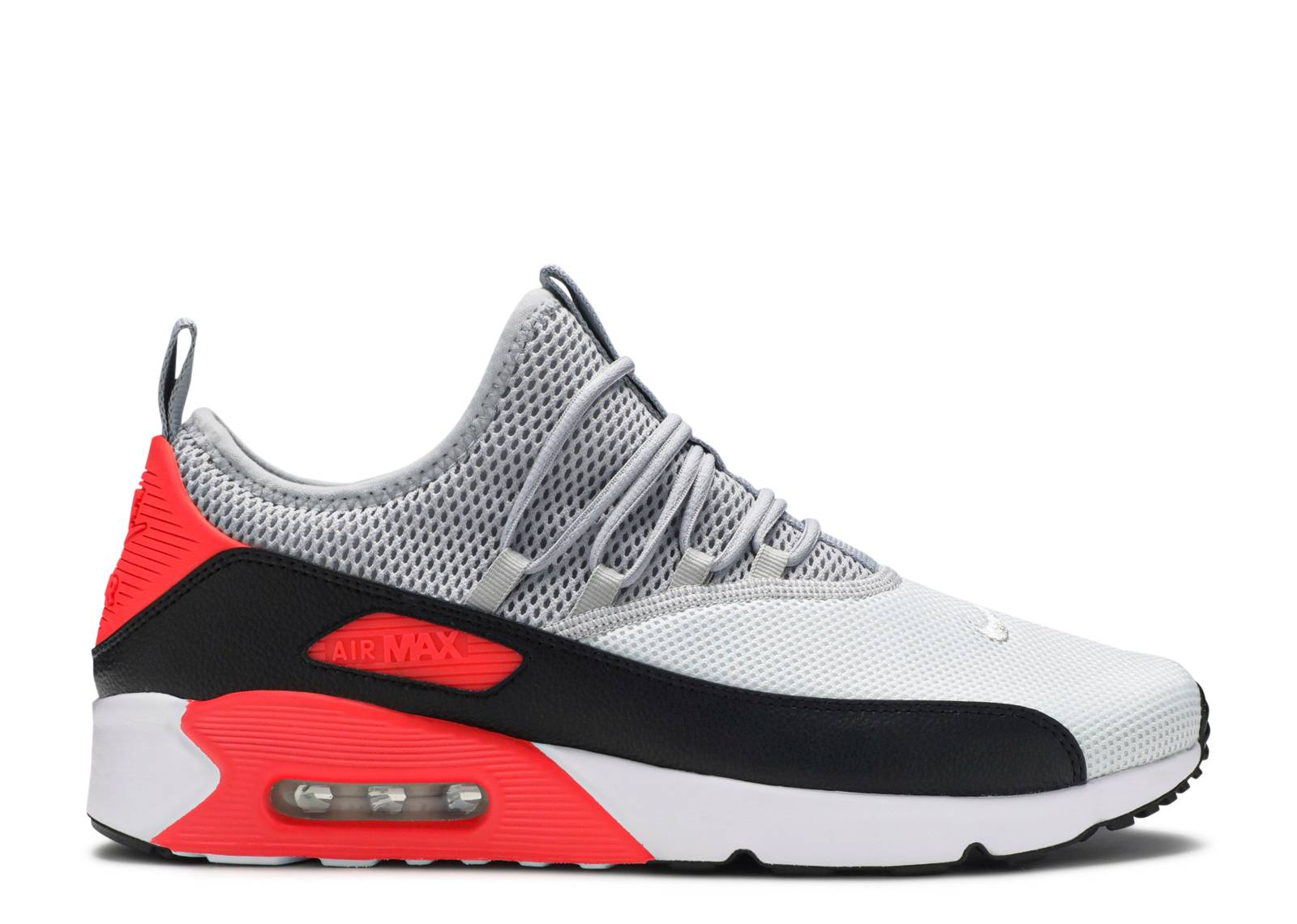 "air max 90 ez ""Wolf Grey Bright Crimson"""