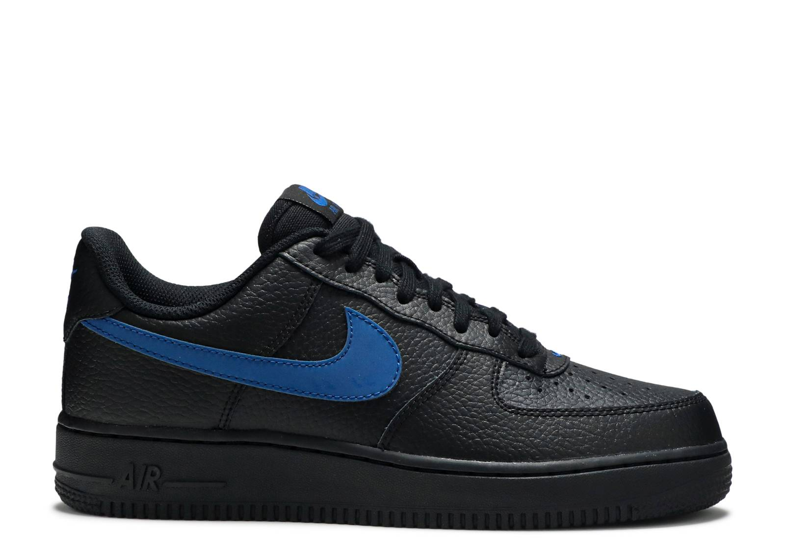 Air Force 1 - Nike - AA4083 003 - black gym blue  d81713c8f8