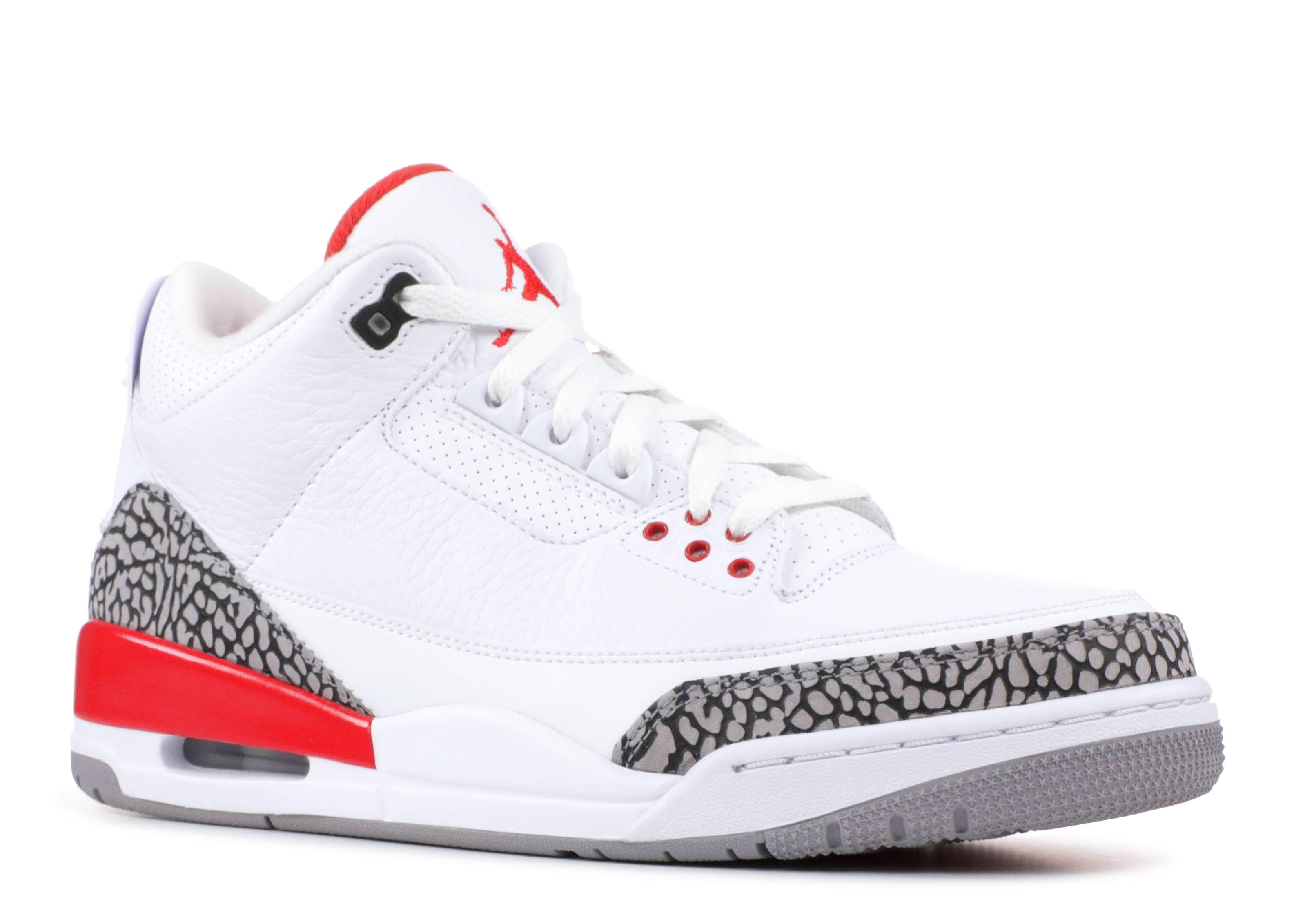 Air Jordan 3 Retro 'Hall of Fame'