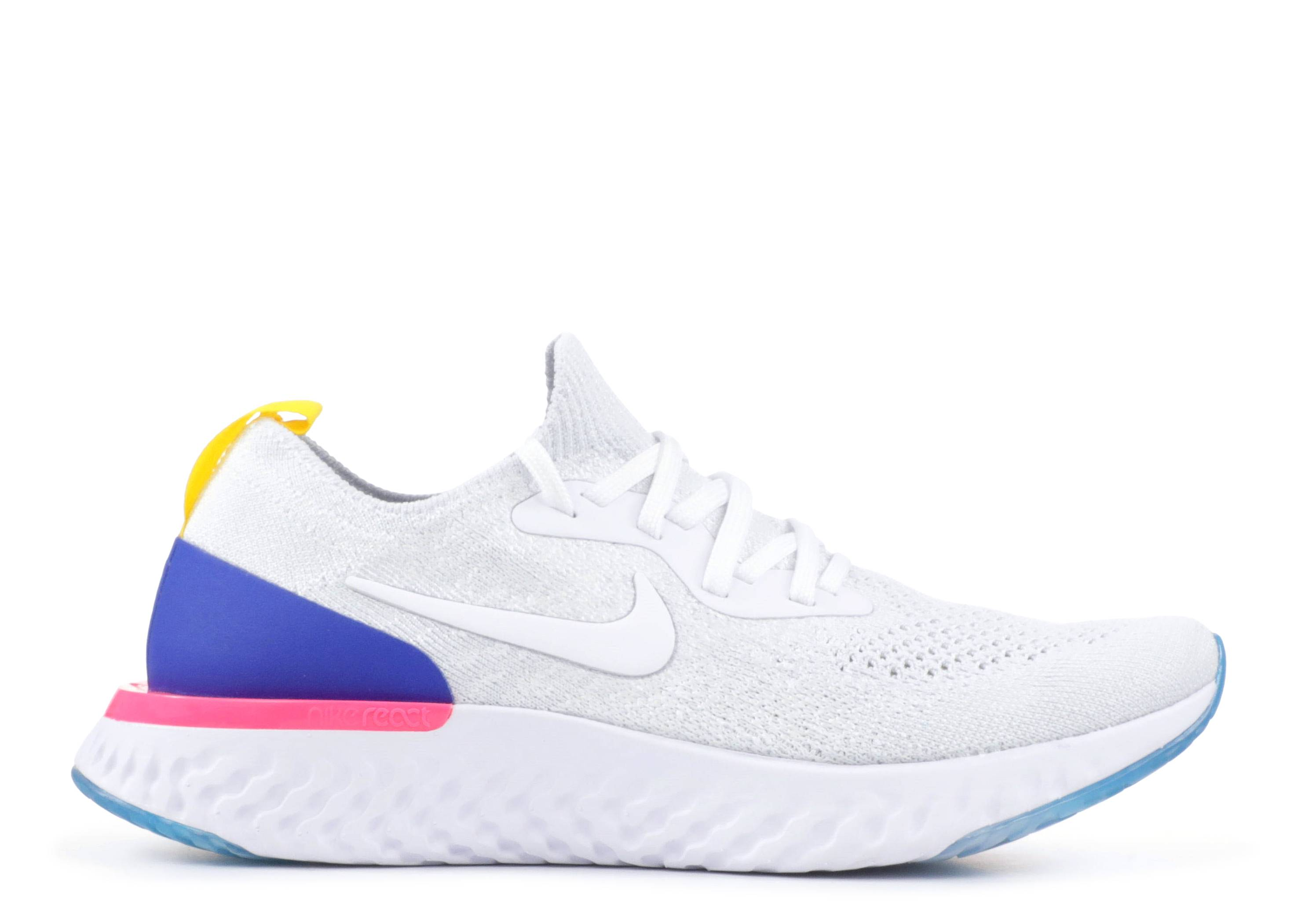 Nike Epic React Flyknit GS Running Trainers 943311 Sneakers Shoes