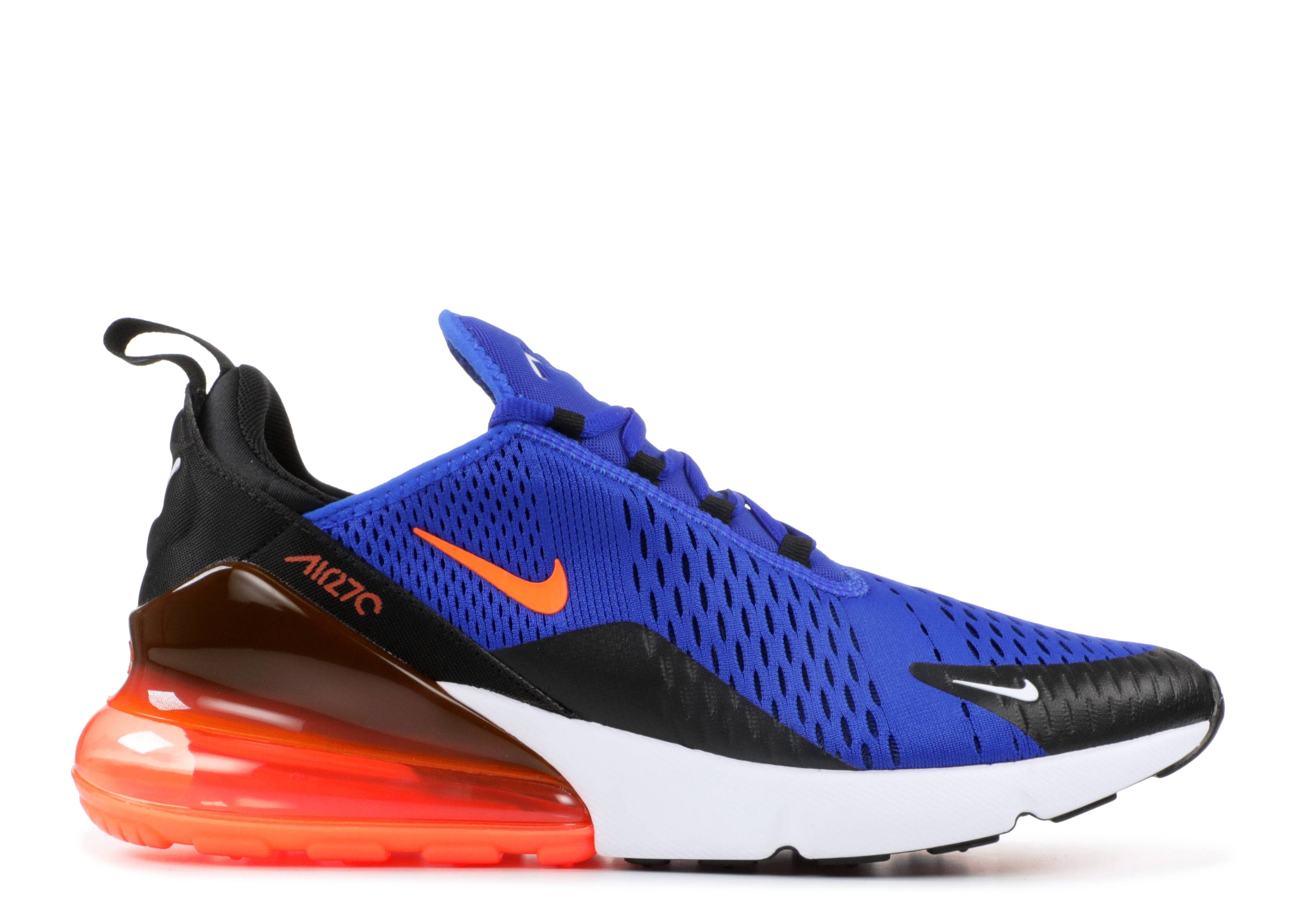 a0a8a45780 Air Max 270 - Nike - ah8050 401 - racer blue/hyper crimson-black ...
