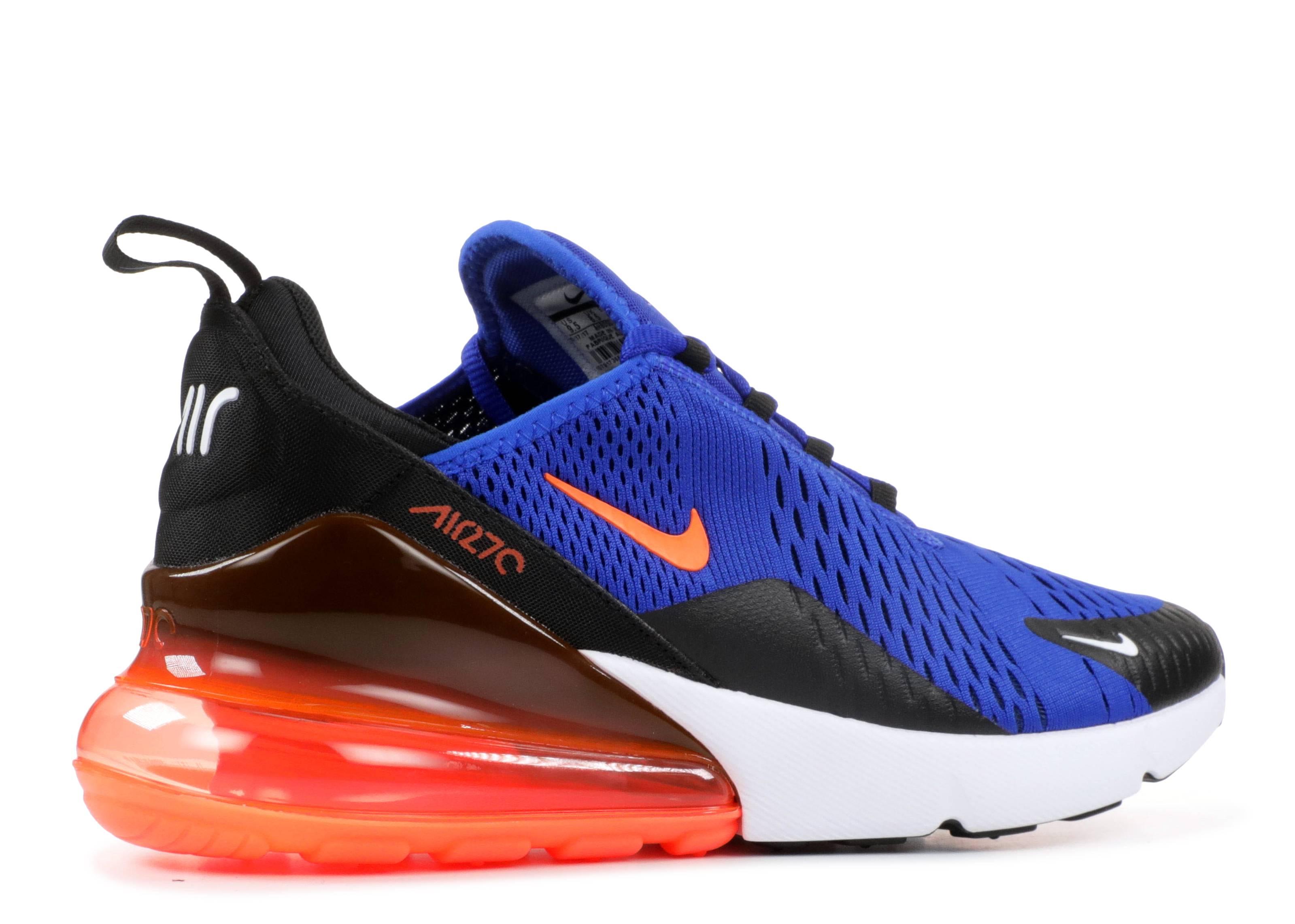 be5215bd5705 Air Max 270 - Nike - AH8050 401 - racer blue hyper crimson-black ...