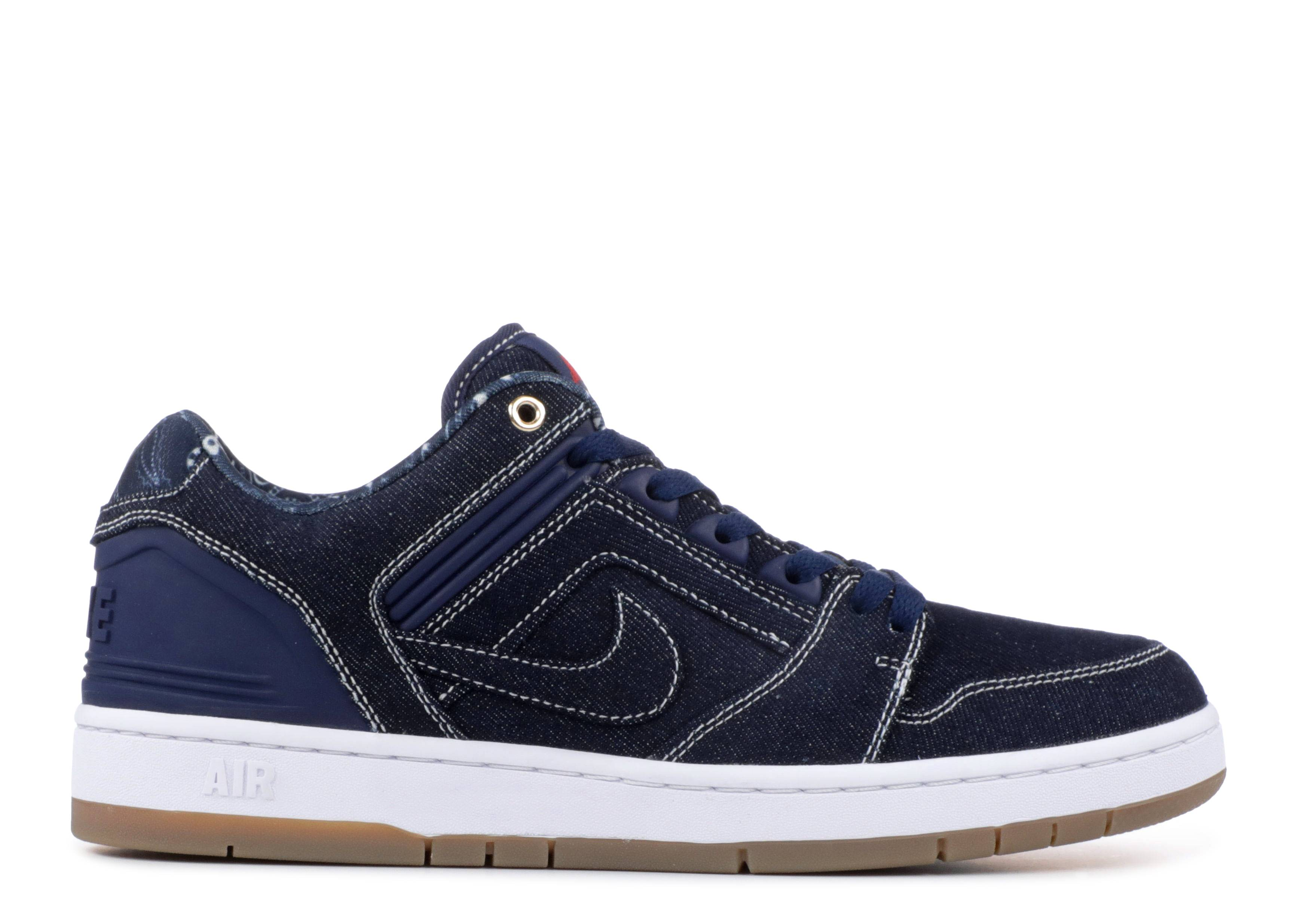 45a4aa3e9902 Nike Sb Air Force 2 Low Qs