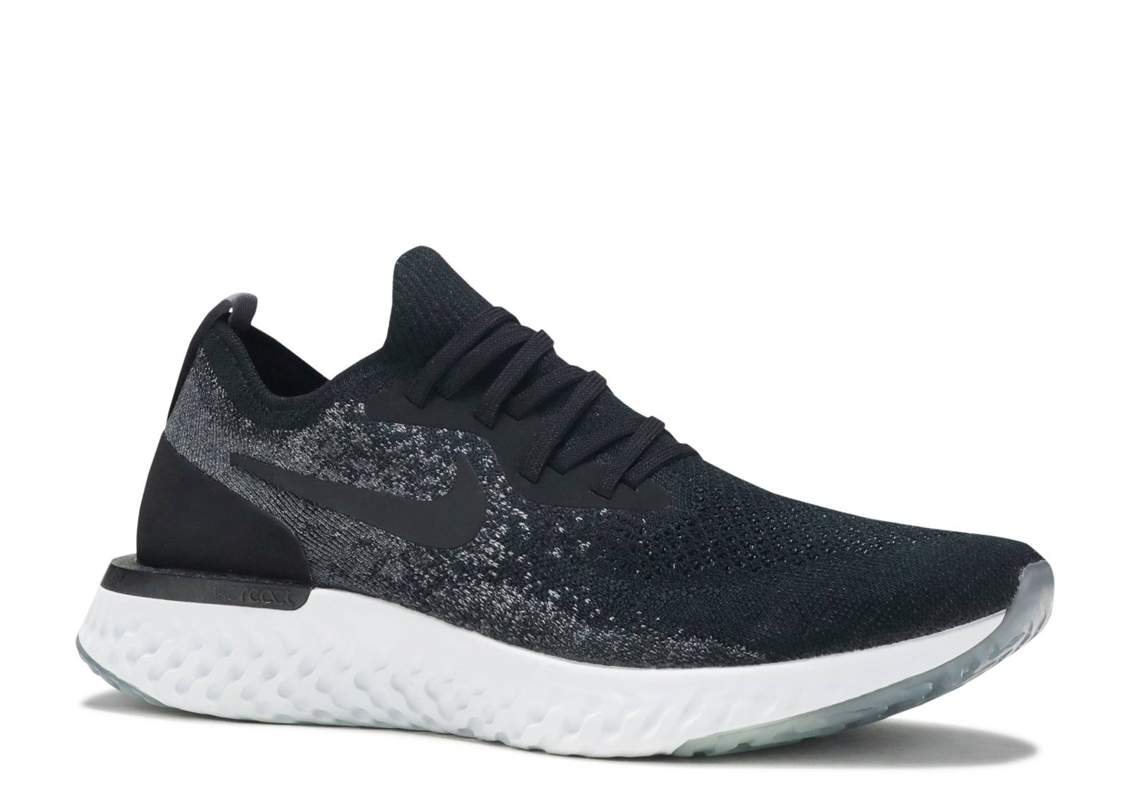 "wmns nike epic react flyknit ""Black"""