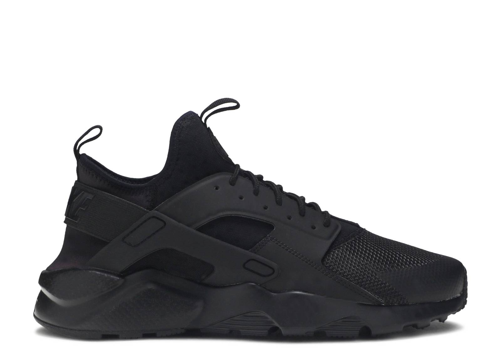 "Nike Air Huarache Run Ultra ""Triple Black"""