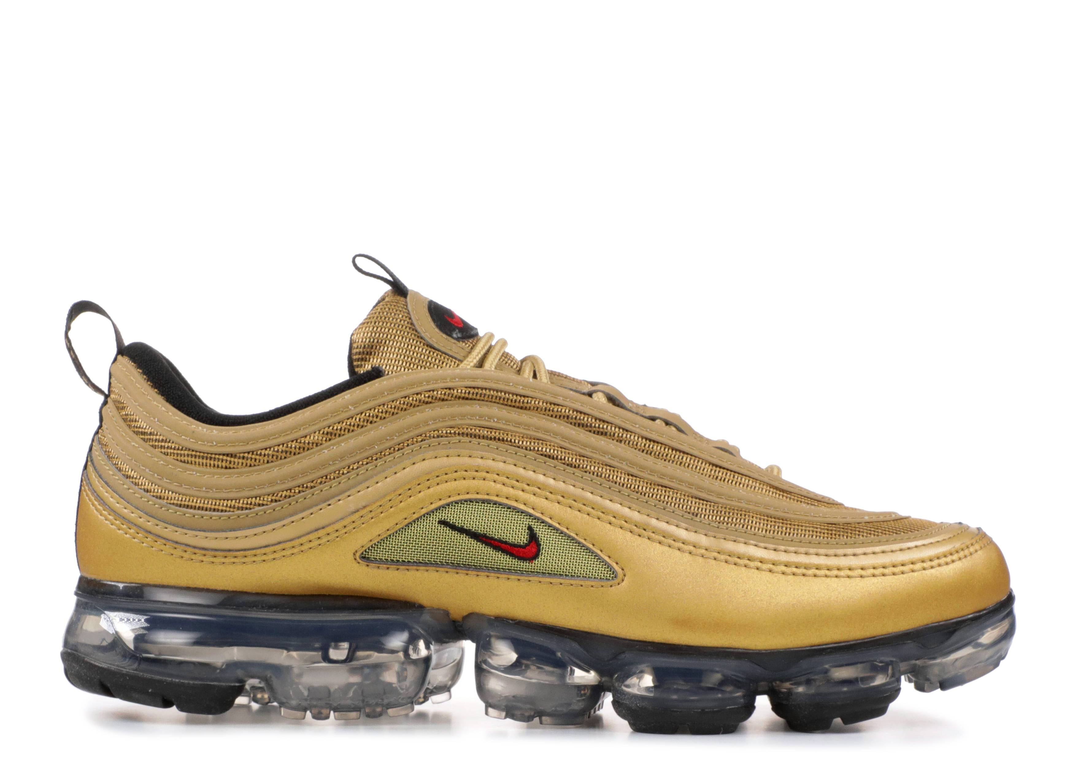 air max plus 97 gold