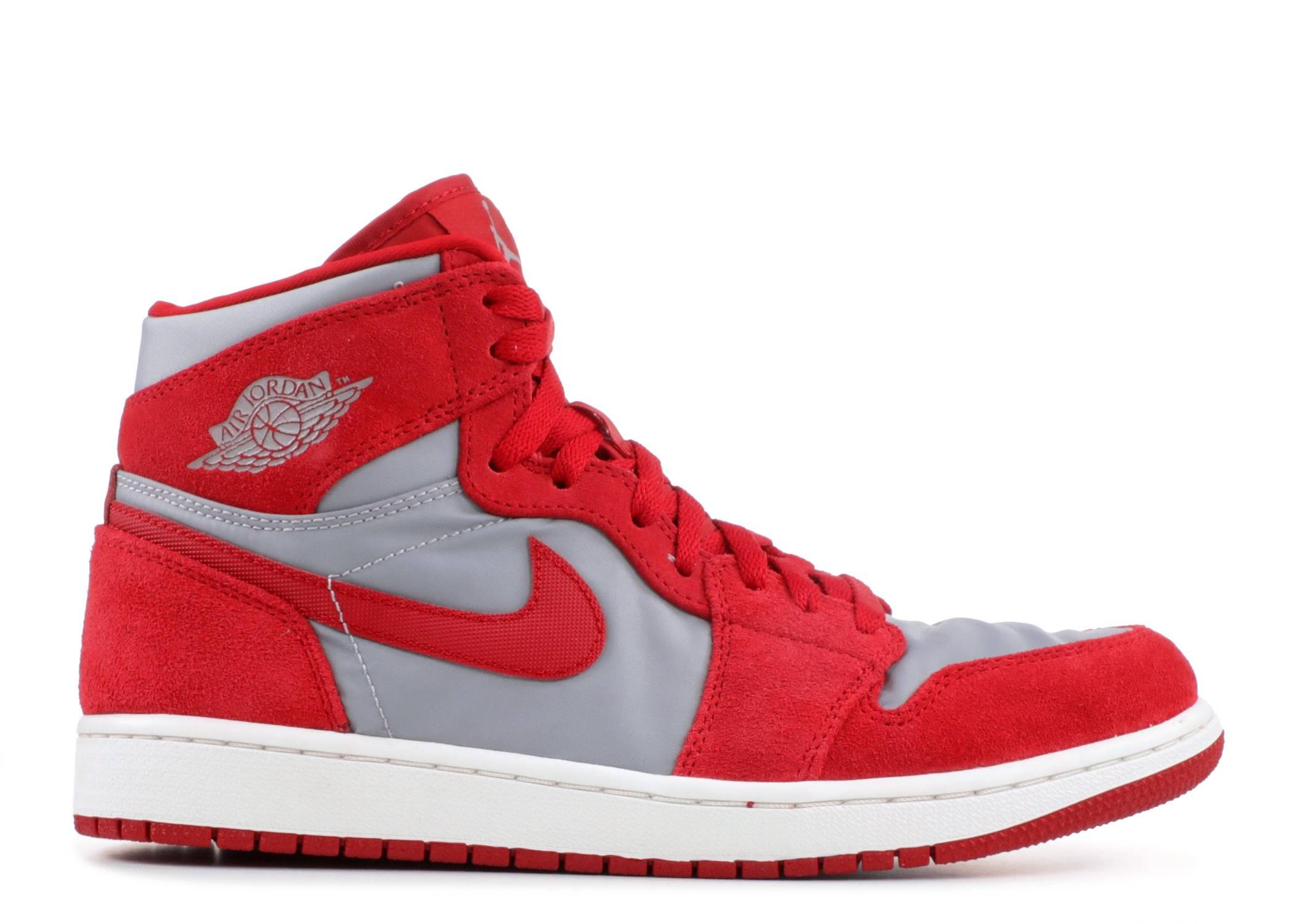 2bc6371799e Air Jordan 1 Retro High Prem - Air Jordan - AA3993 601 - gym red ...