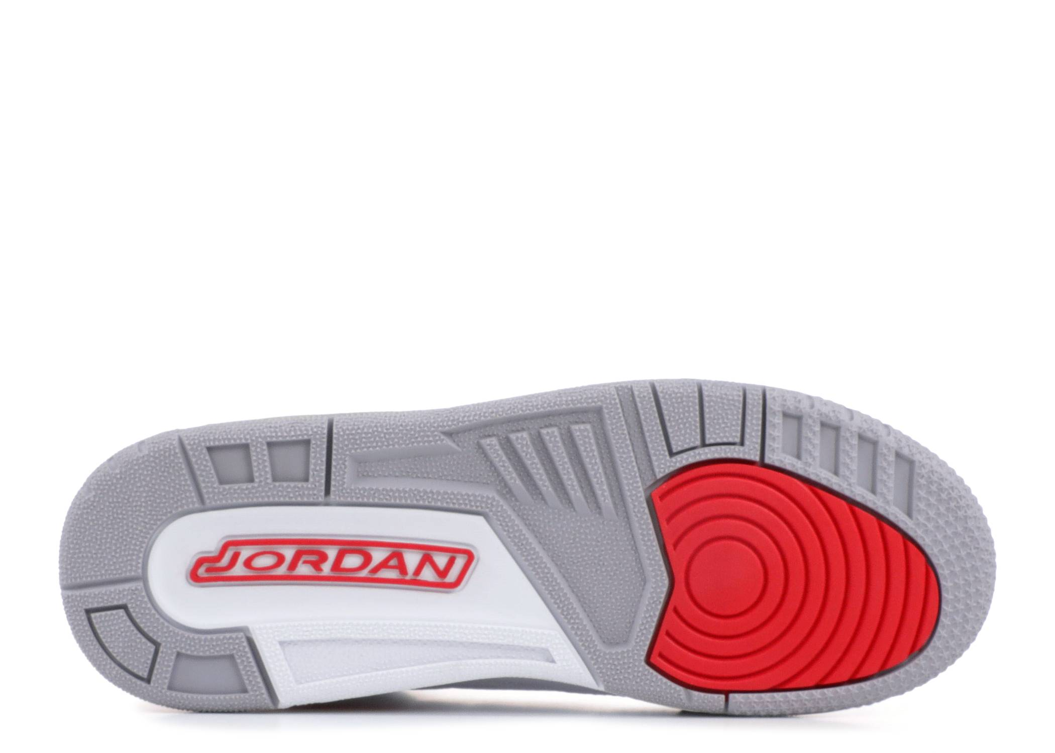Air Jordan 3 Retro GS 'Hall of Fame'