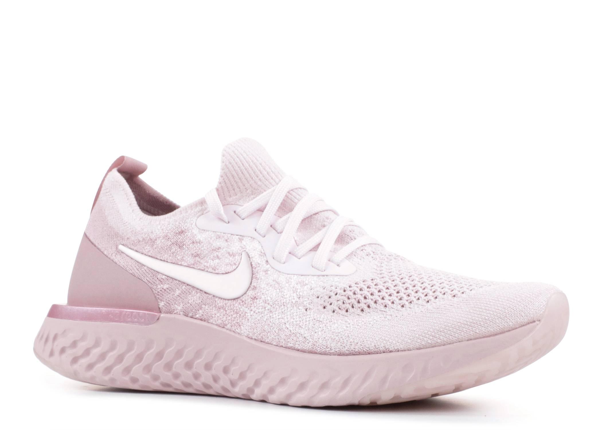 8c9280254dd WMNS Nike Epic React Flyknit - Nike - AQ0070 600 - pearl pink pearl pink
